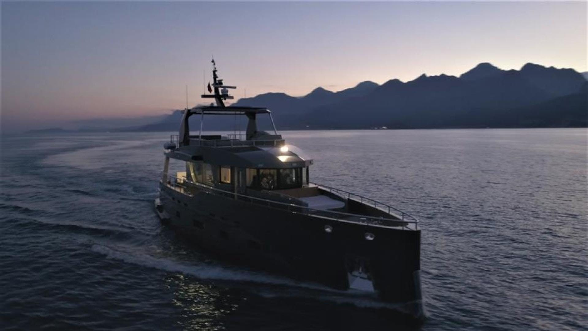 2019 Bering 70' Expedition Yacht Expedition Yacht | Picture 1 of 70
