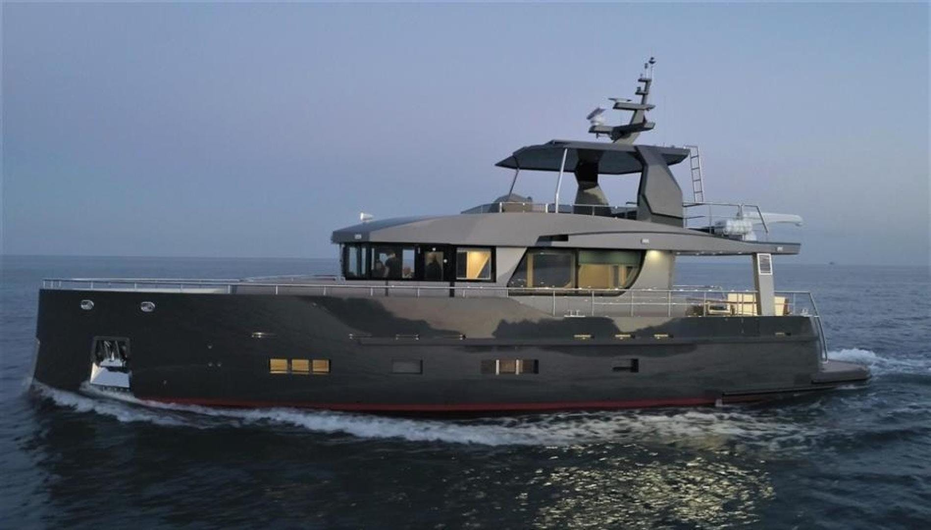 2019 Bering 70' Expedition Yacht Expedition Yacht | Picture 3 of 70