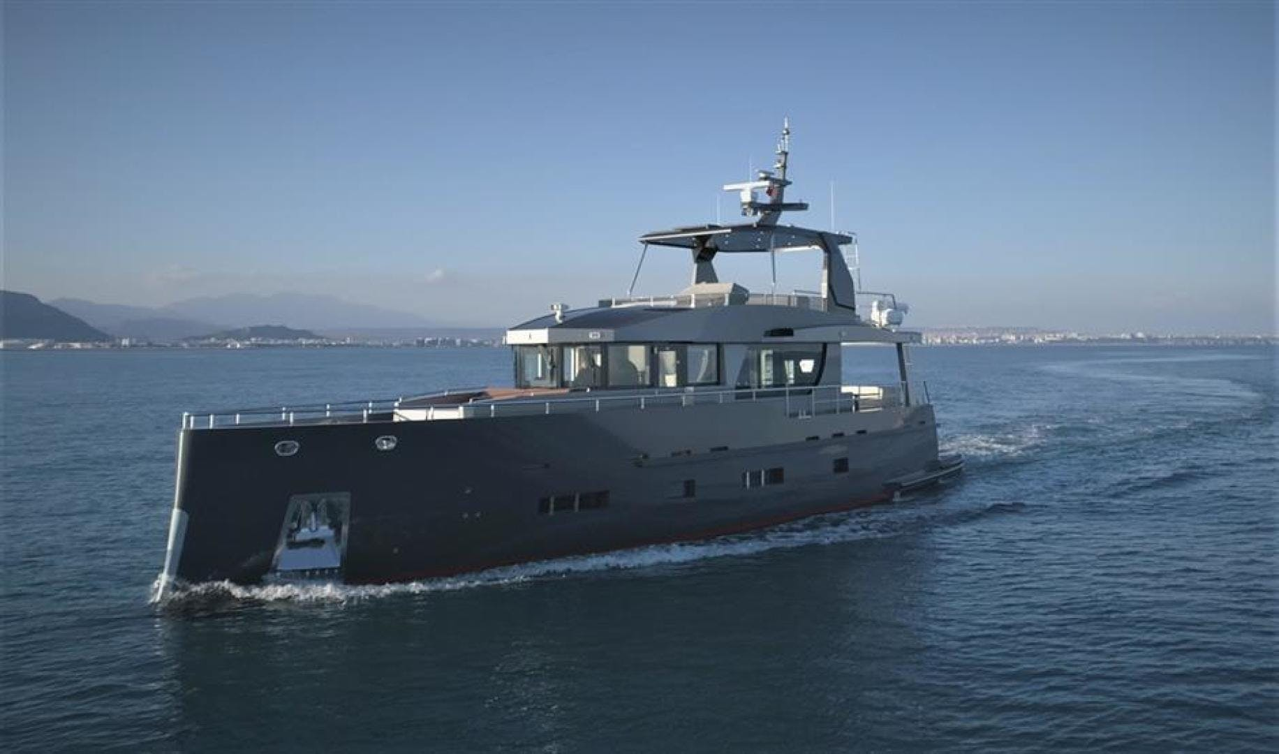 2019 Bering 70' Expedition Yacht Expedition Yacht | Picture 6 of 70