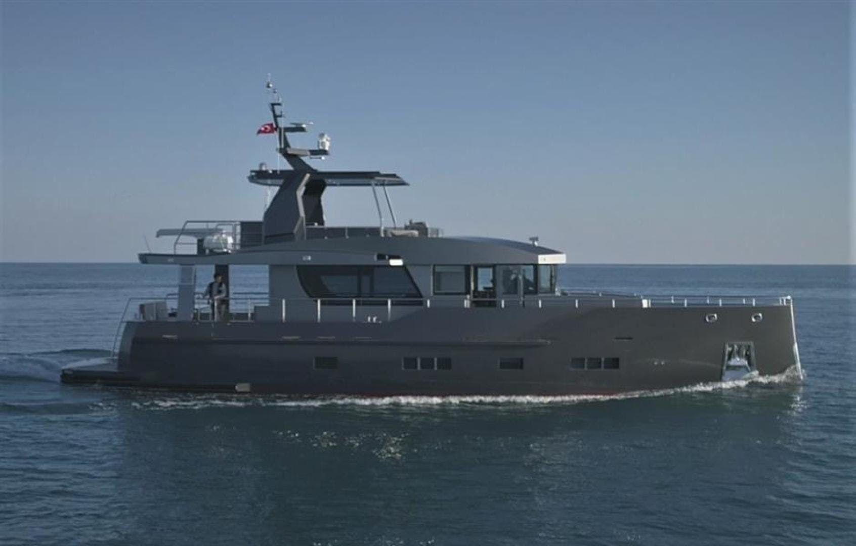 2019 Bering 70' Expedition Yacht Expedition Yacht | Picture 2 of 70