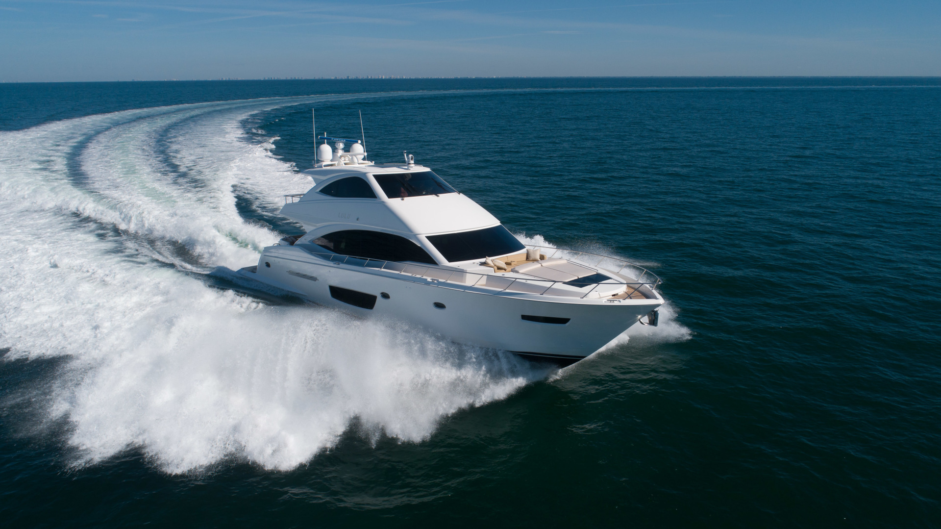 "2018 Viking 75' Motor Yacht ""LULU"""