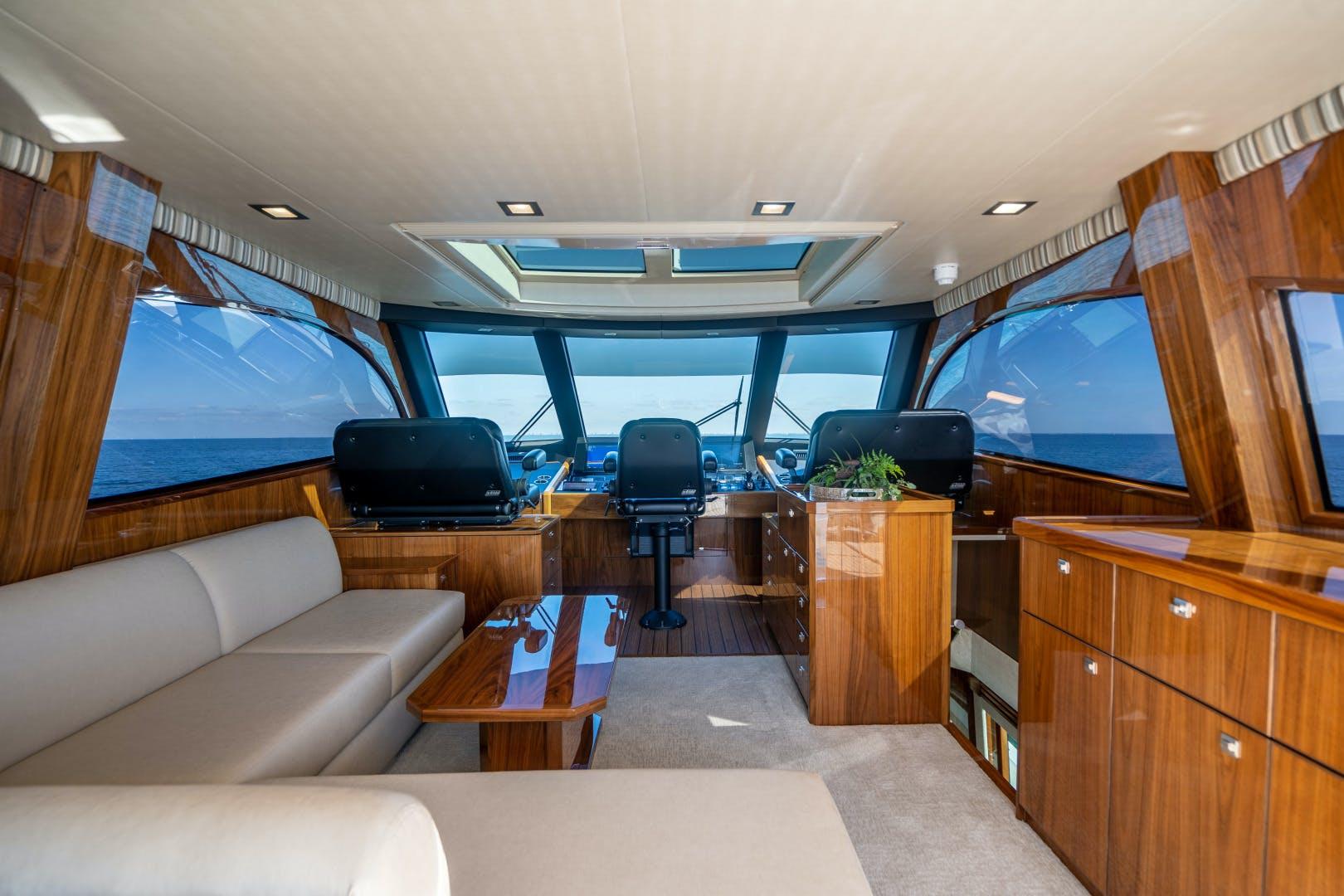 2018 Viking 75' Motor Yacht LULU   Picture 7 of 102