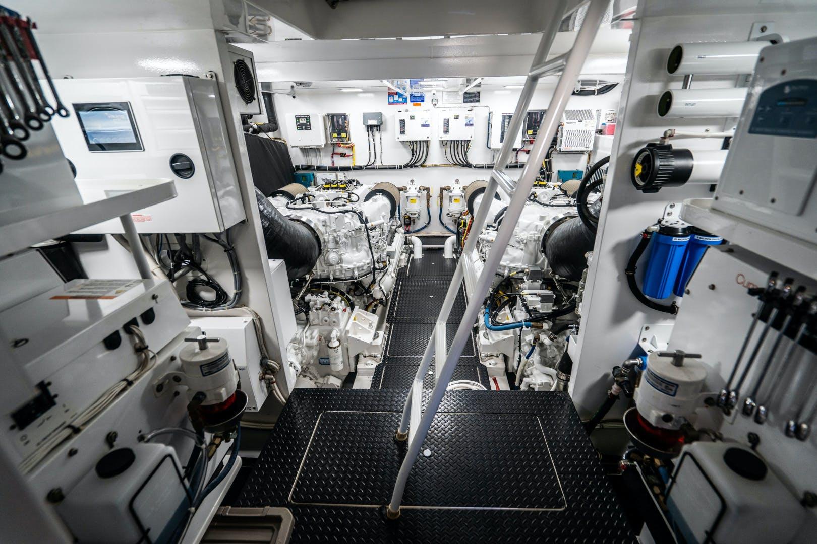 2018 Viking 75' Motor Yacht LULU   Picture 8 of 102