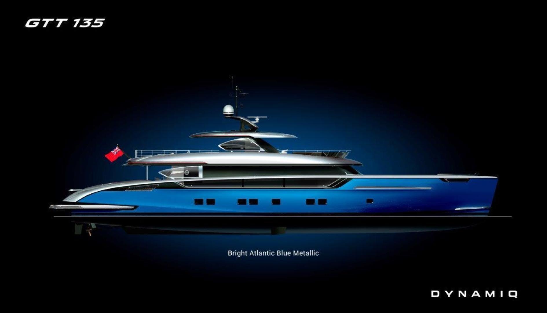 2022 Dynamiq 140'  GTT 140 | Picture 1 of 20