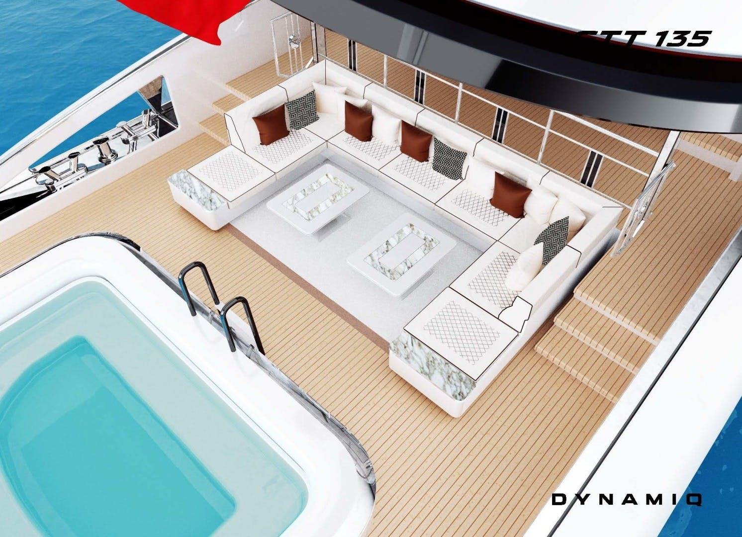 2022 Dynamiq 140'  GTT 140 | Picture 4 of 20