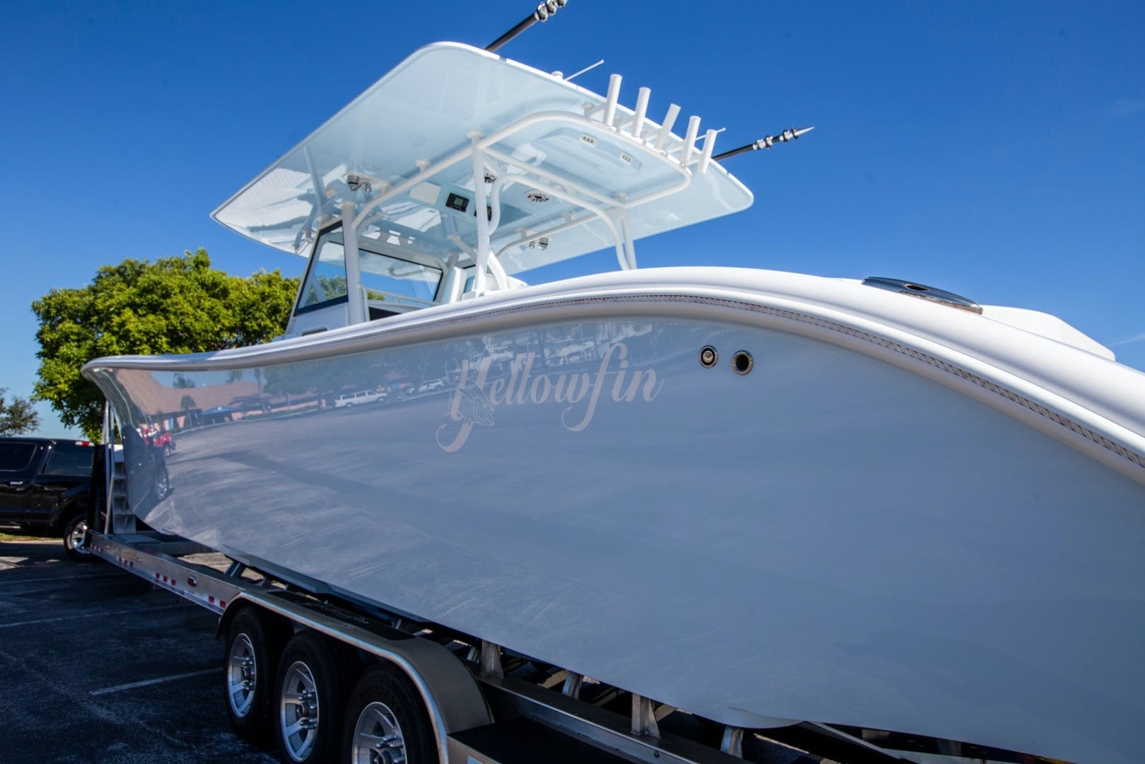 2021 Yellowfin 39' 39 Offshore 39 Offshore | Picture 7 of 42