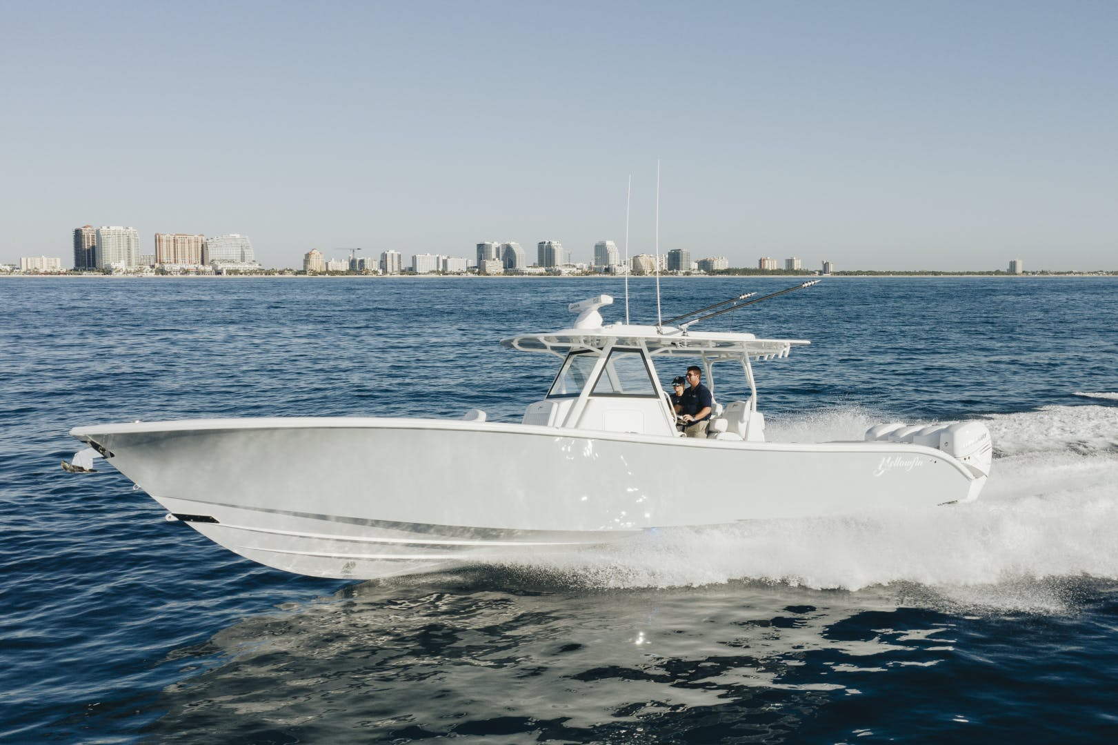2021 Yellowfin 39' 39 Offshore 39 Offshore | Picture 2 of 42