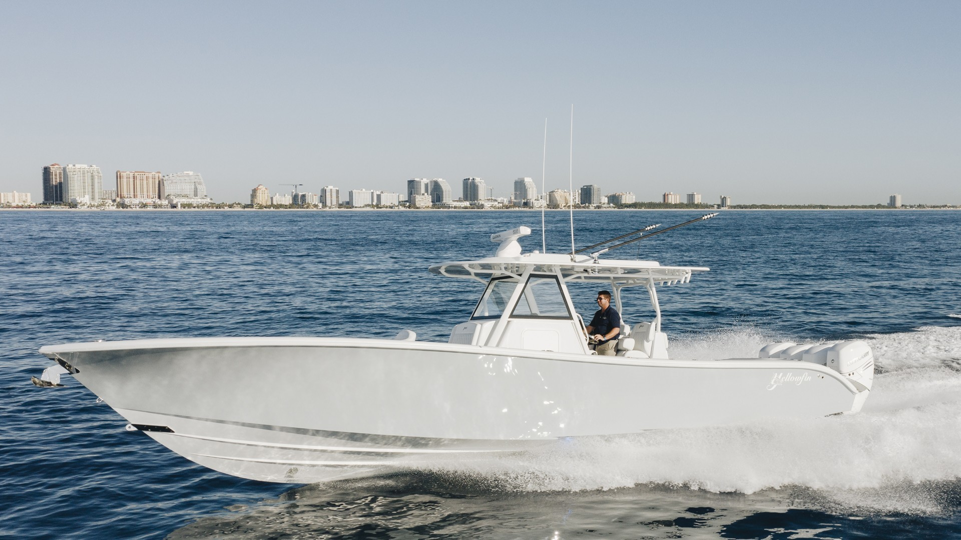39' Yellowfin 2022 39 Offshore 39 Offshore