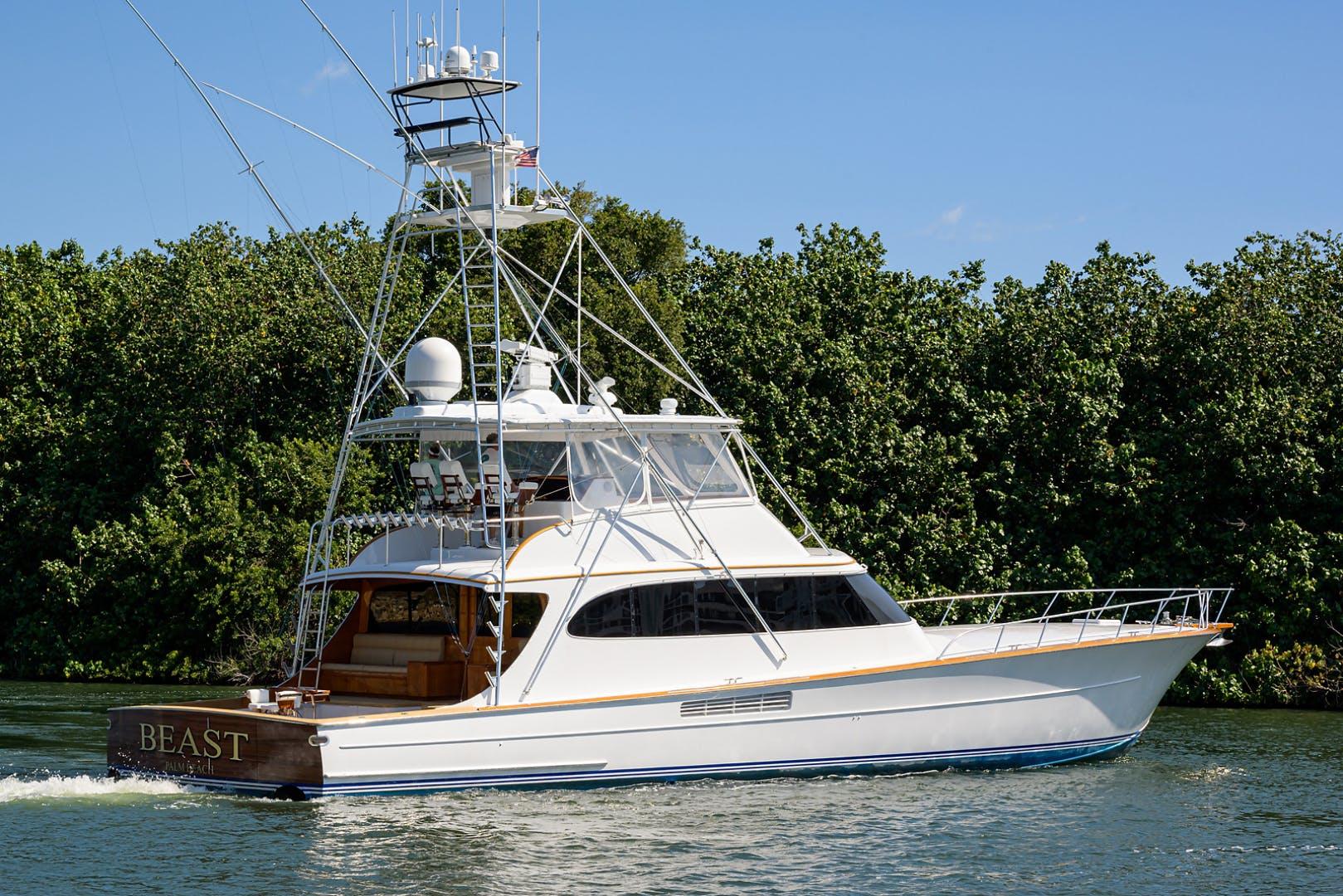 2001 Merritt 80' Custom Sportfish 80 Merritt | Picture 1 of 105