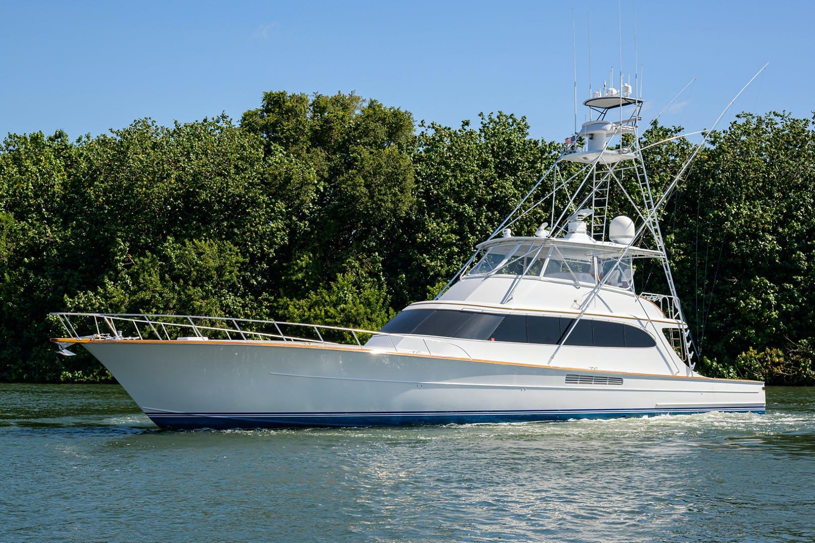 2001 Merritt 80' Custom Sportfish 80 Merritt | Picture 4 of 105