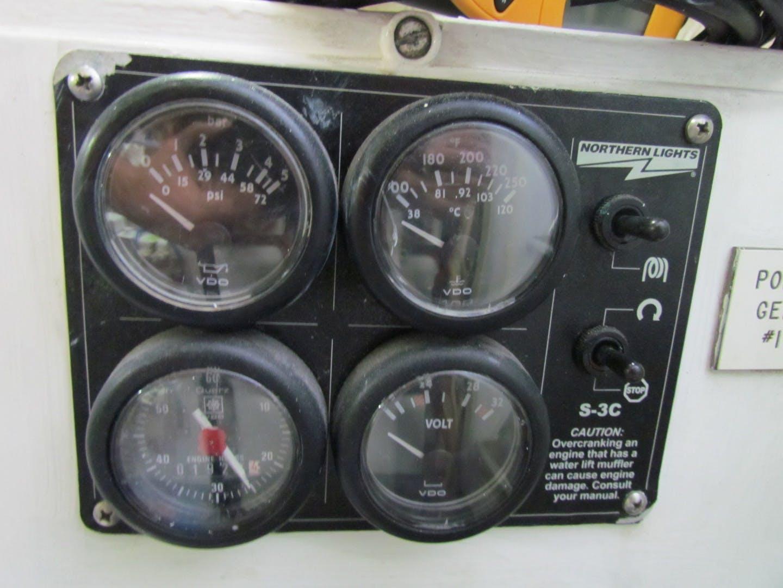 1998 Buddy Davis 58' Custom 58 sf BD58C102   2x4 | Picture 7 of 102