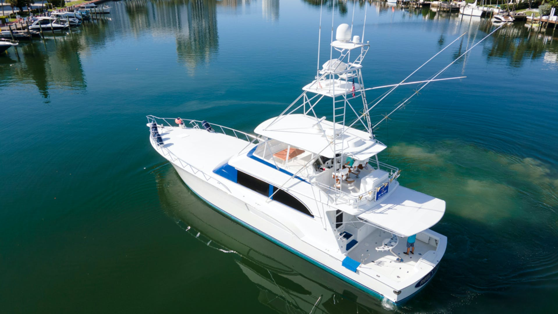 2004 Donzi 73' Convertible Reel Deal | Picture 6 of 29