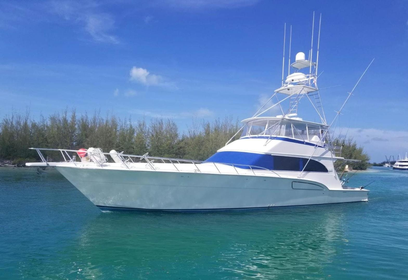 2004 Donzi 73' Convertible Reel Deal | Picture 1 of 29