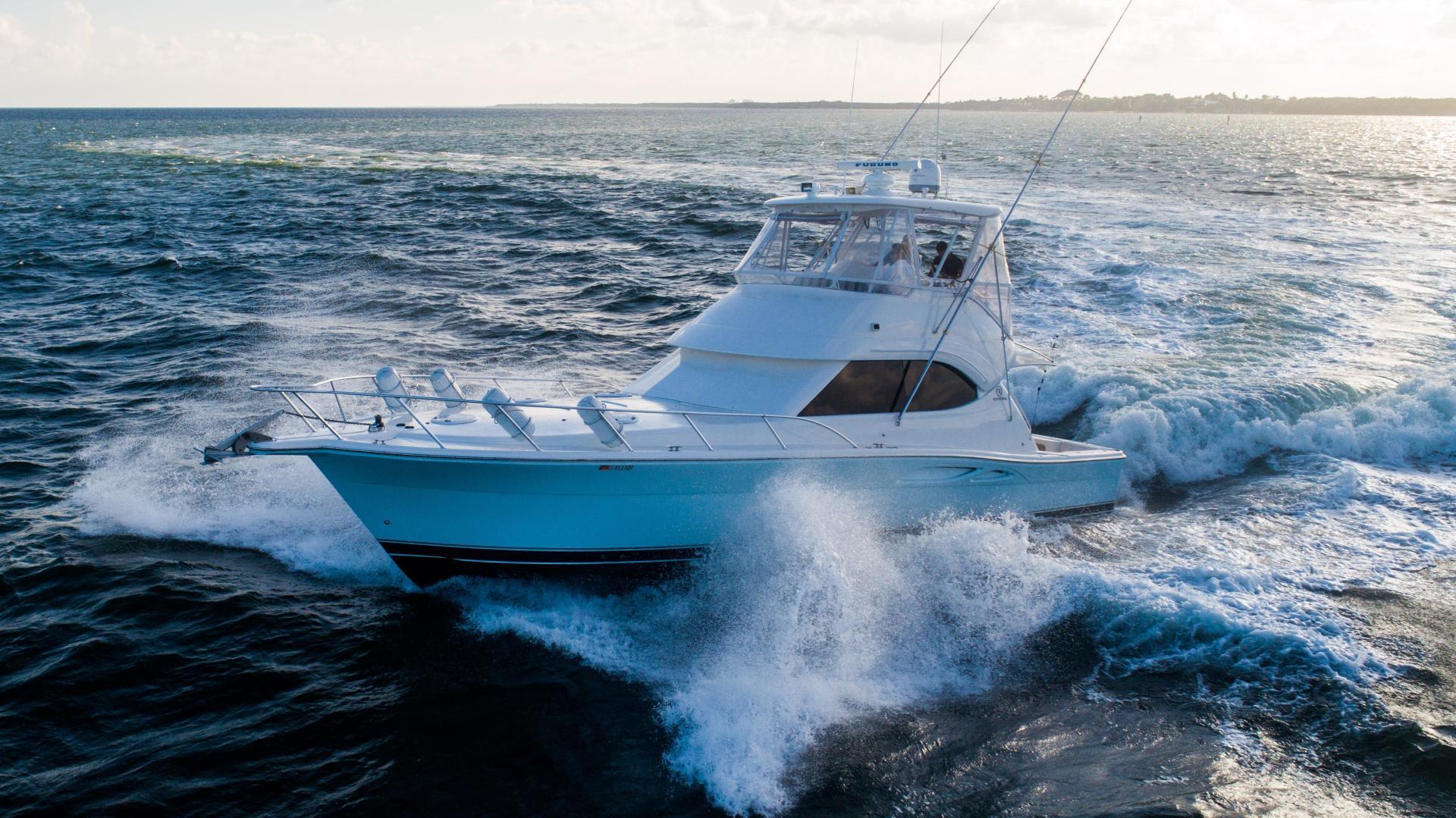 "2007 Riviera 42' Flybridge Motoryacht ""Leviathan"""