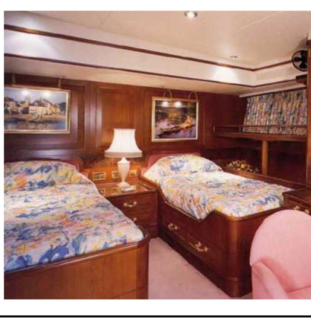 1993 Lurssen 132'  MARLIN DEL REY V | Picture 6 of 29