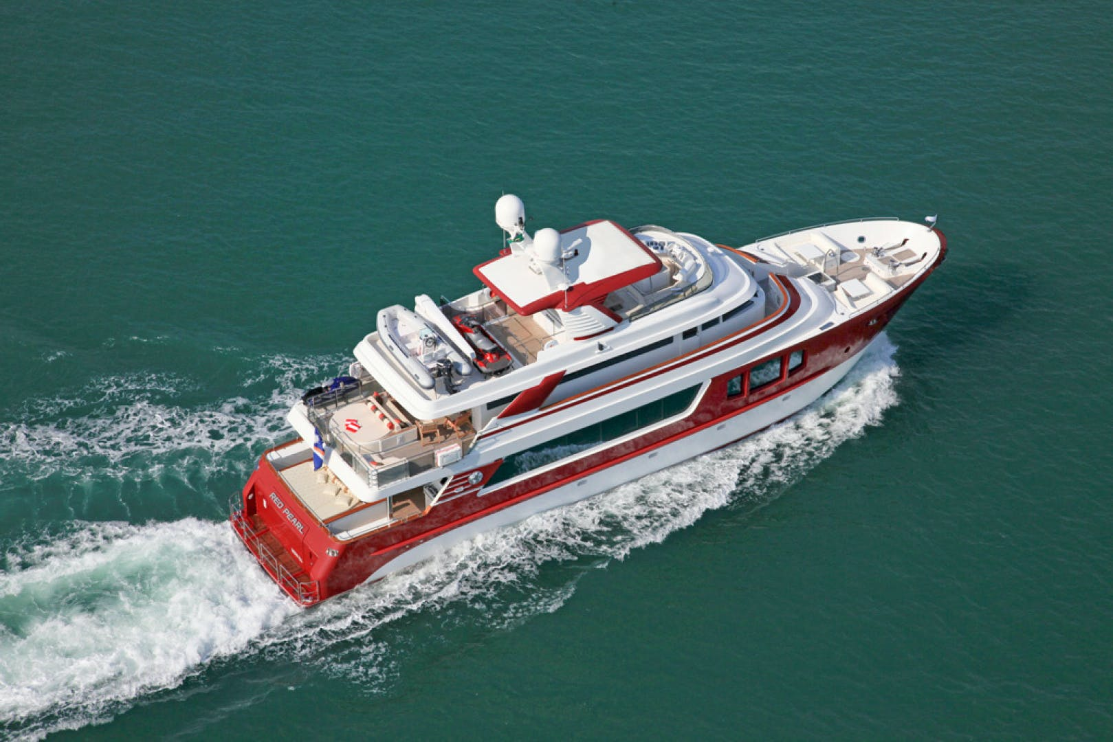 2010 MCP 100' Europa 100 RED PEARL | Picture 6 of 23