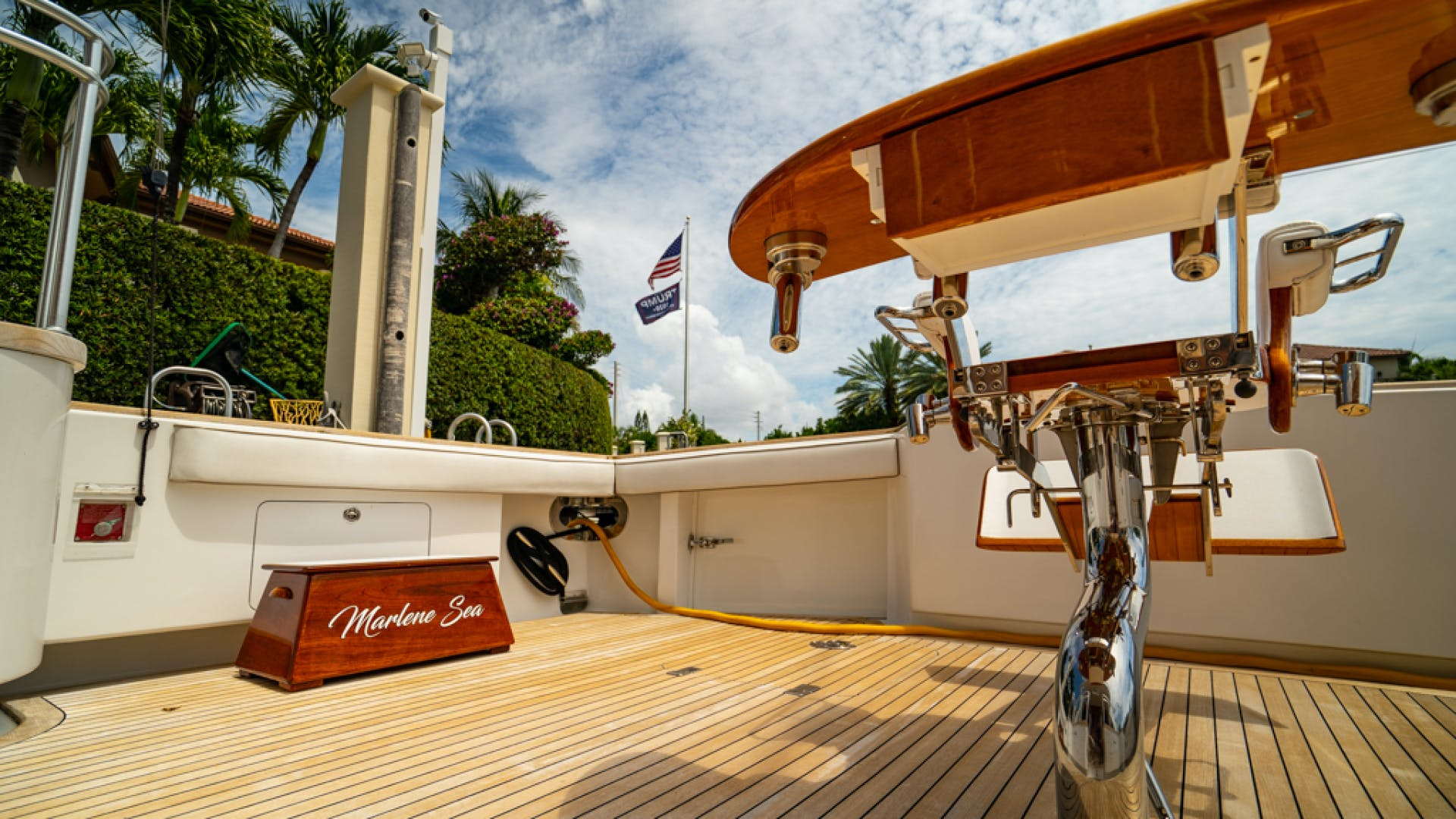 2010 Donzi 80' 80 Convertible Marlene Sea IV | Picture 4 of 92