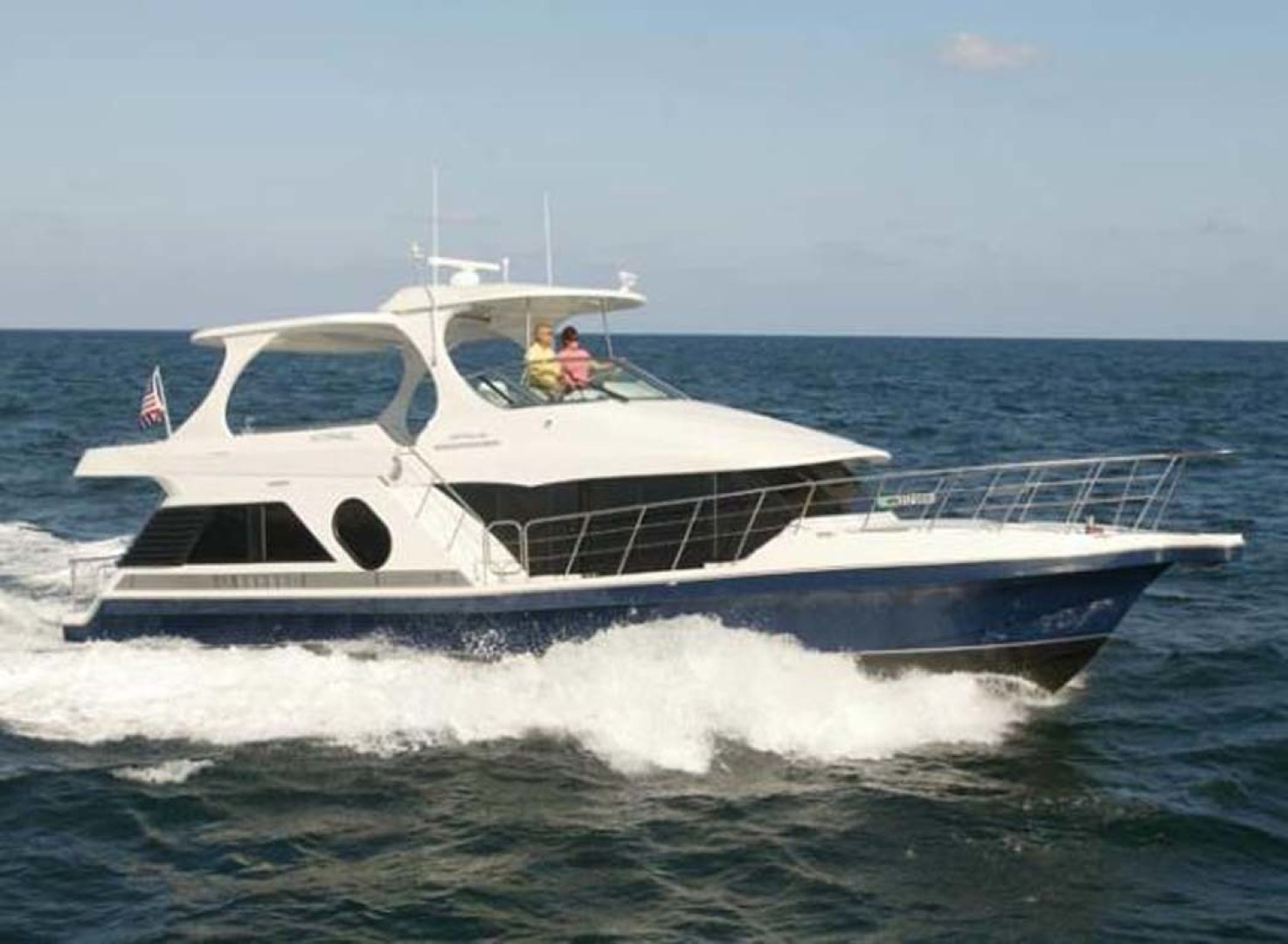 52' Bluewater Yachts 2006 5200