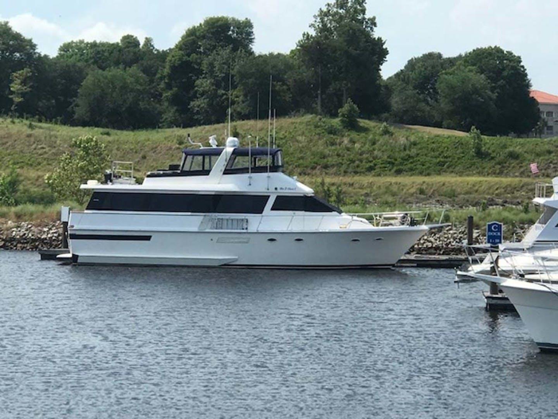 1989 Viking 63' 63 Widebody Motoryacht  | Picture 3 of 68