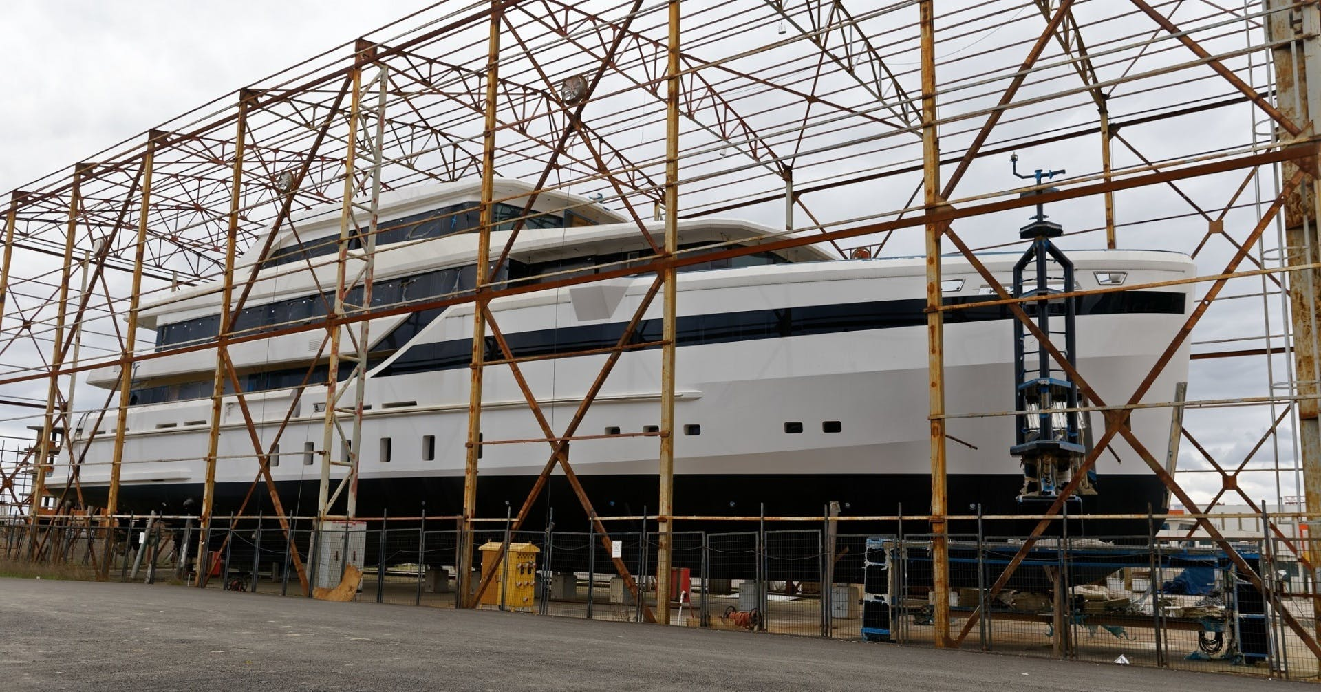 2020 Custom 164' Velena Super Yacht 50M  | Picture 1 of 28
