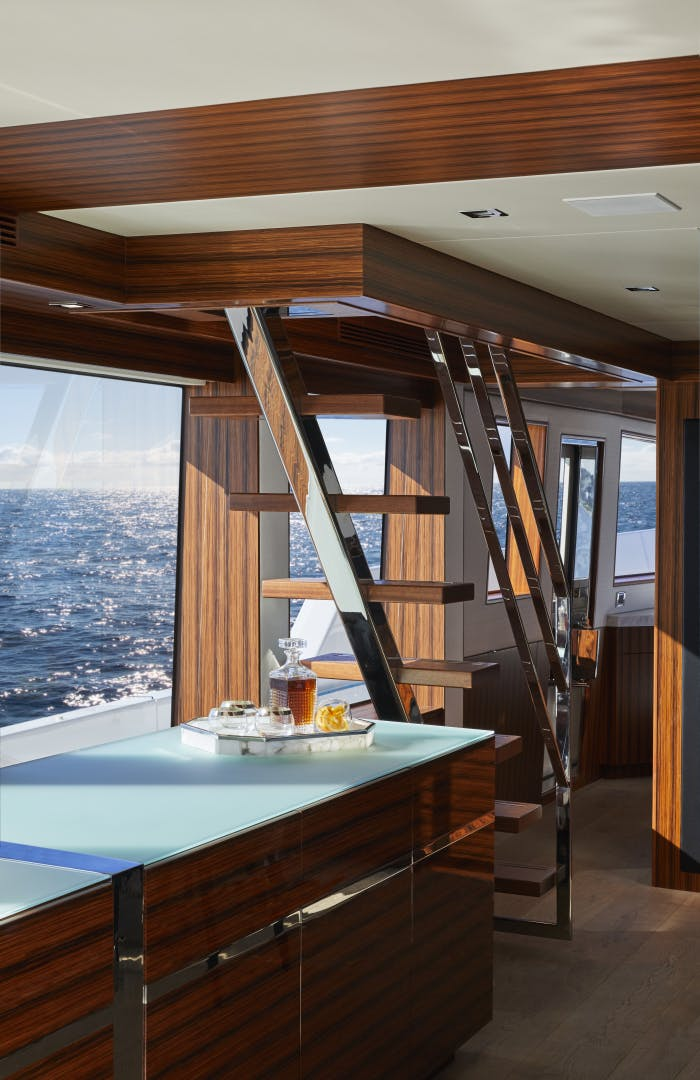 2021 Hatteras 90' M90 2021 NEW BUILD | Picture 6 of 36