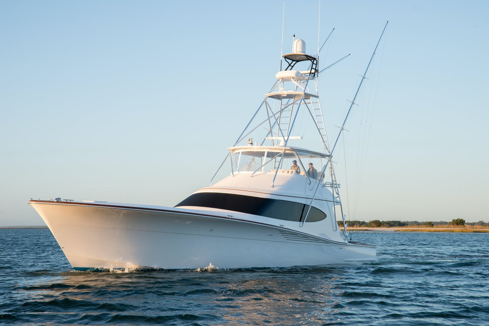 2021 Hatteras 65' GT65 New build position available  2021 GT65 | Picture 4 of 38