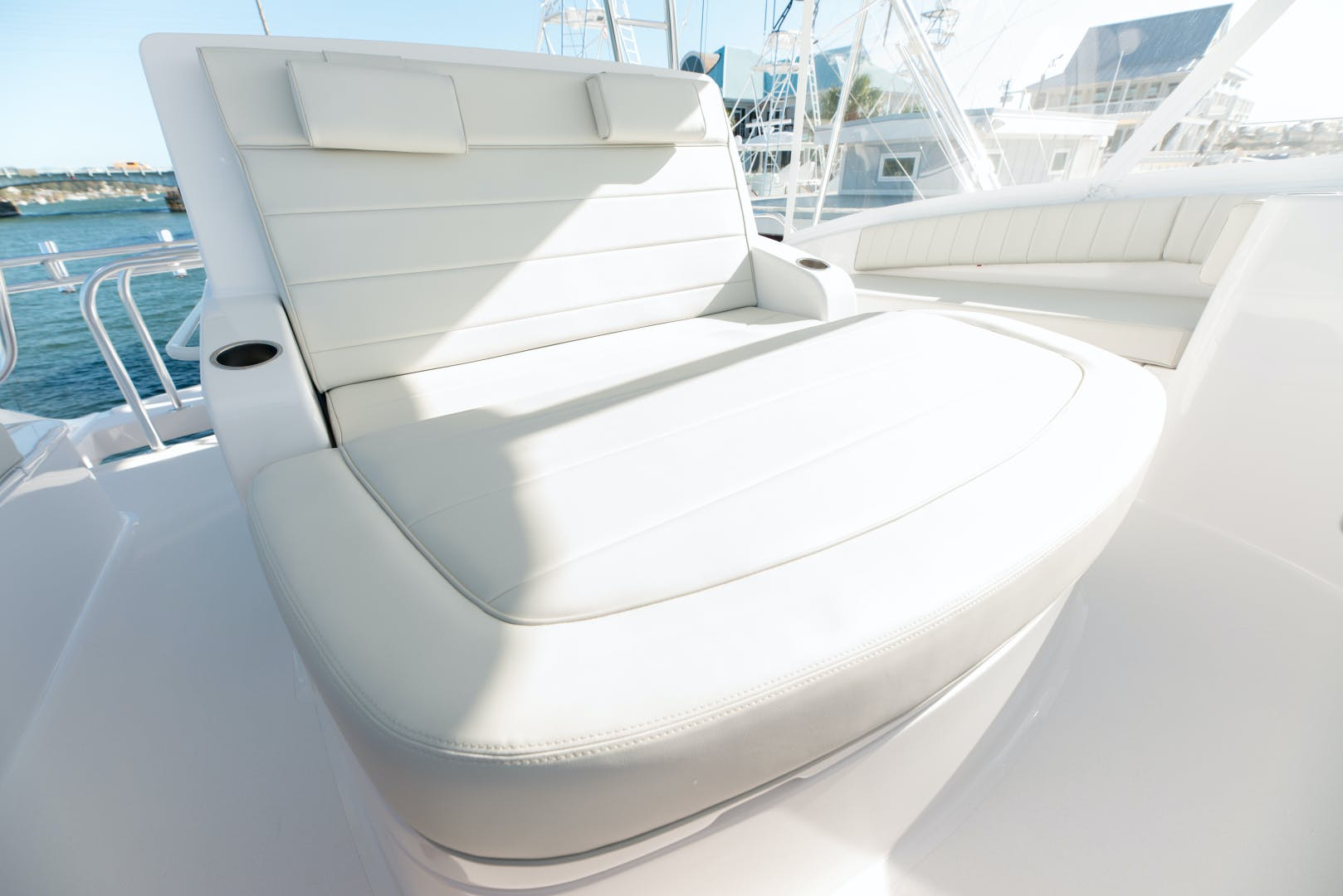 2021 Hatteras 65' GT65 New build position available  2021 GT65 | Picture 6 of 38