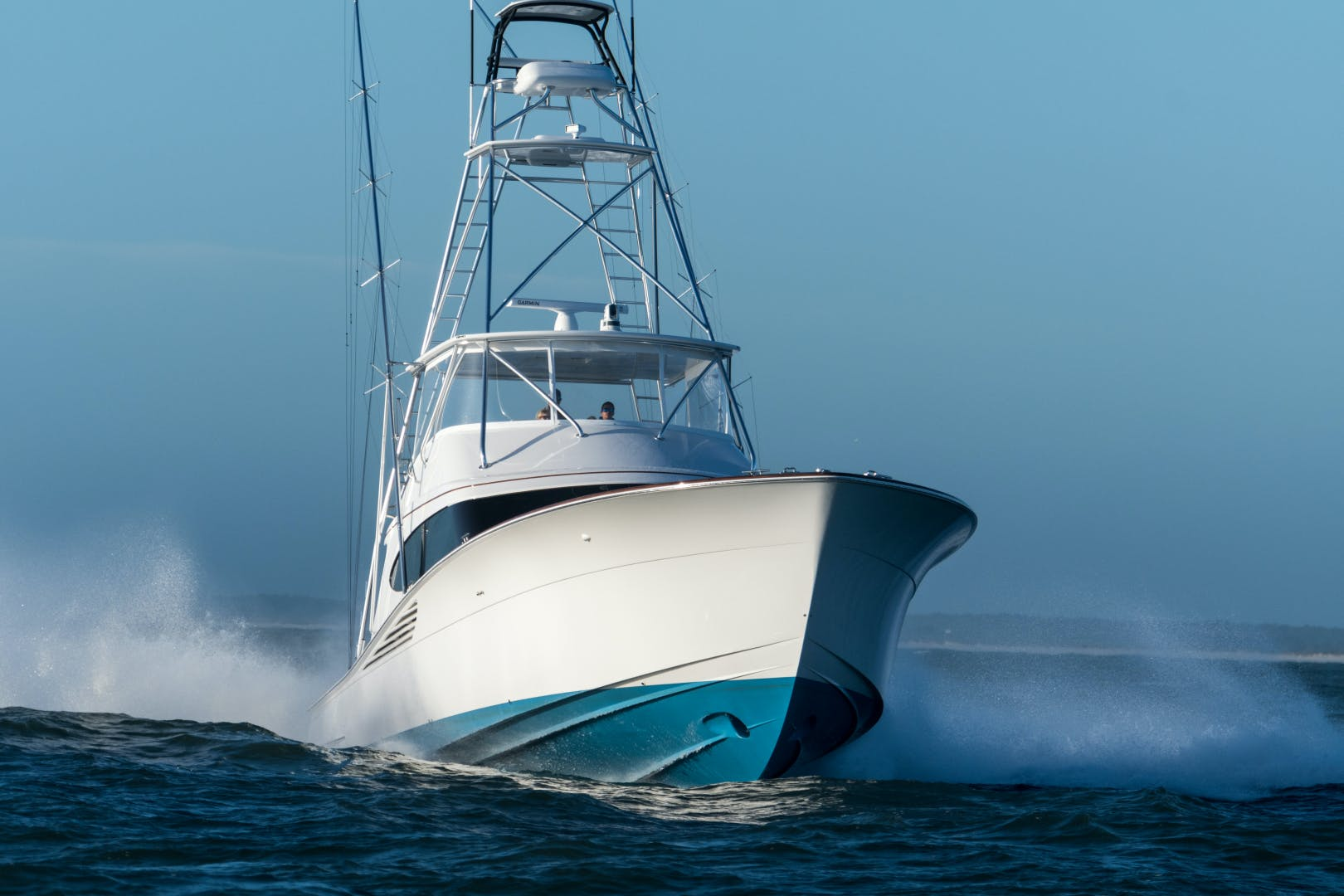 2021 Hatteras 65' GT65 New build position available  2021 GT65 | Picture 3 of 38