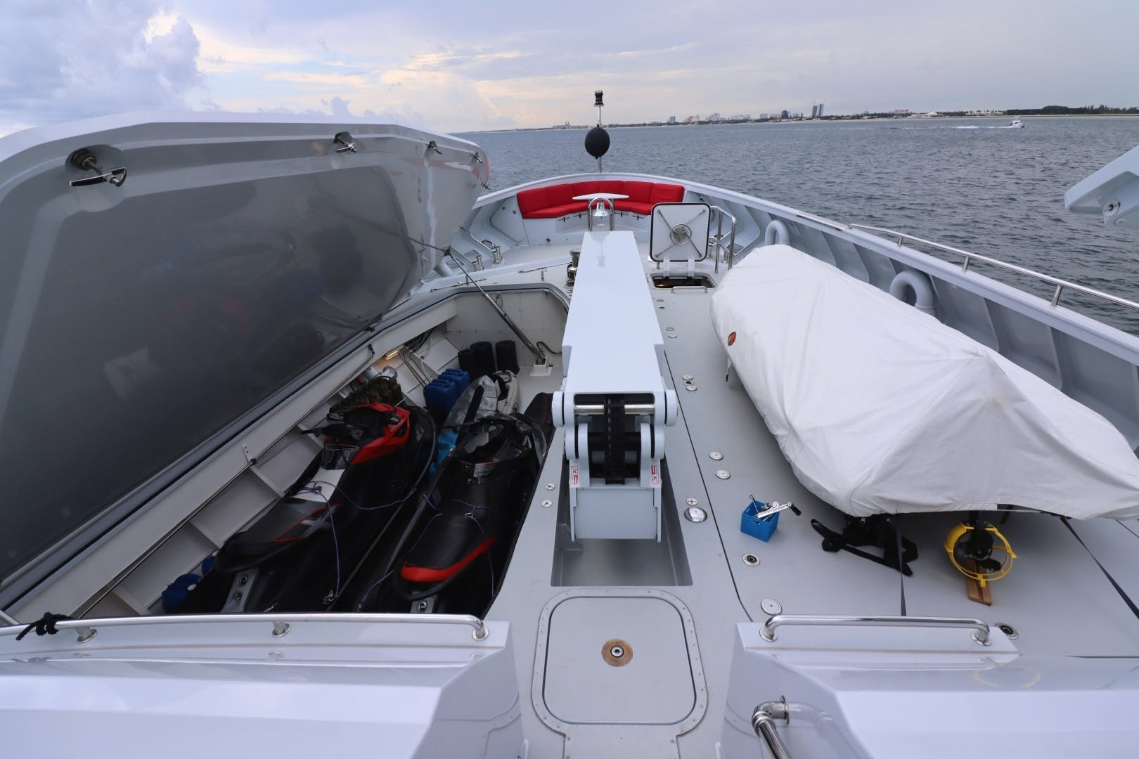 2012 Cheoy Lee 150' Custom Marco Polo Displacement  QING | Picture 6 of 45