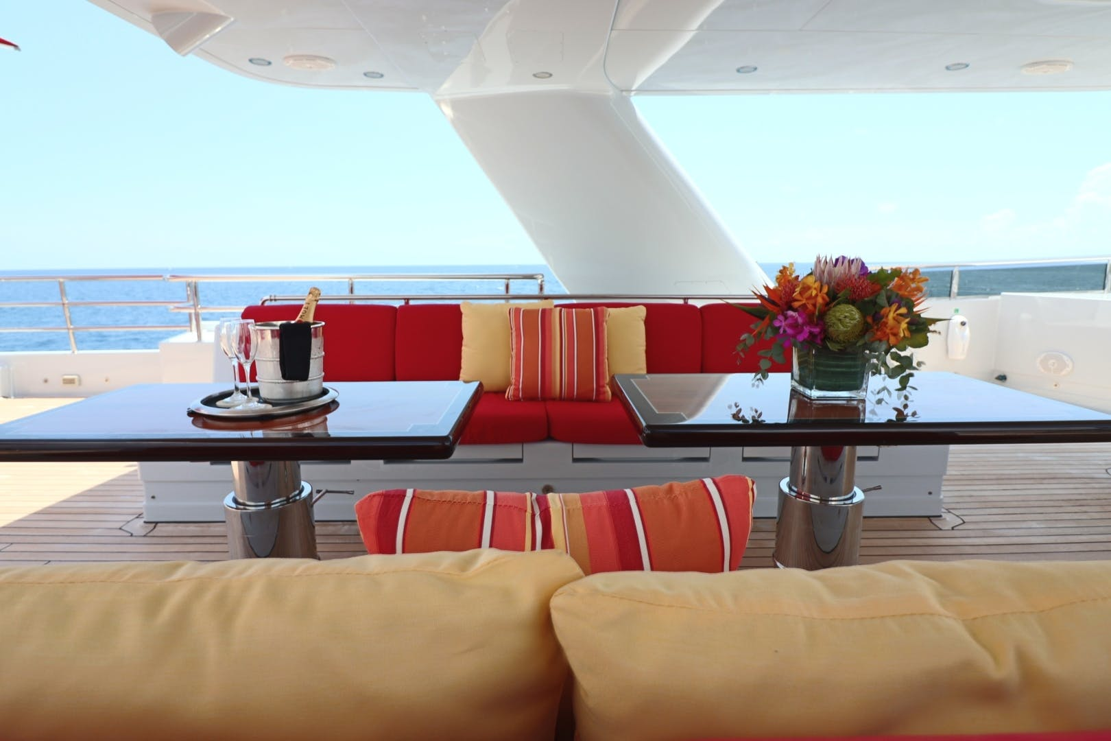 2012 Cheoy Lee 150' Custom Marco Polo Displacement  QING | Picture 4 of 45
