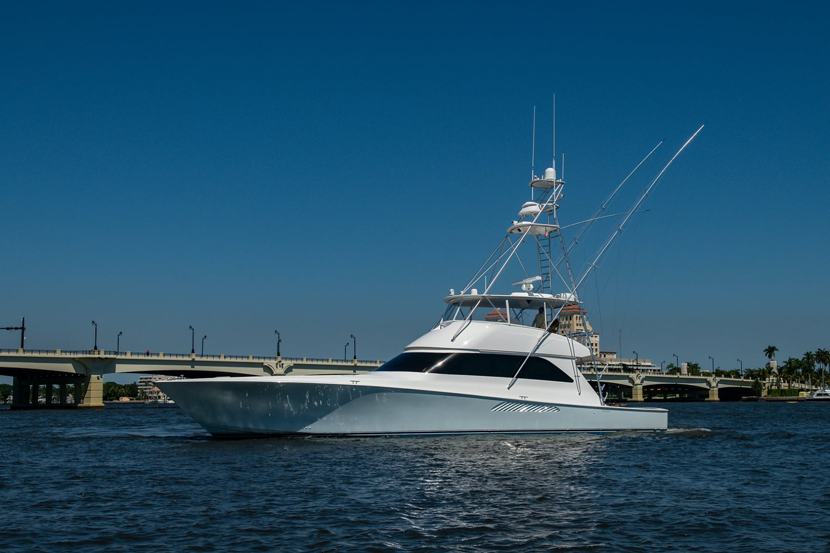 2006 Viking 68' 68 Convertible Two Week's Notice | Picture 2 of 65