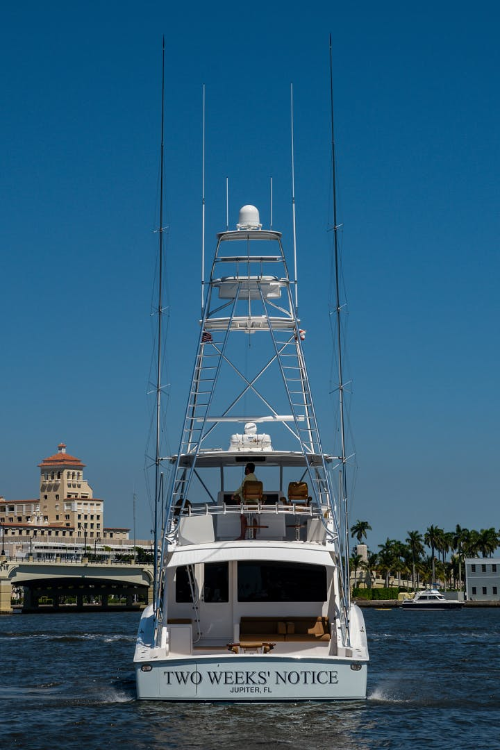 2006 Viking 68' 68 Convertible Two Week's Notice | Picture 7 of 65
