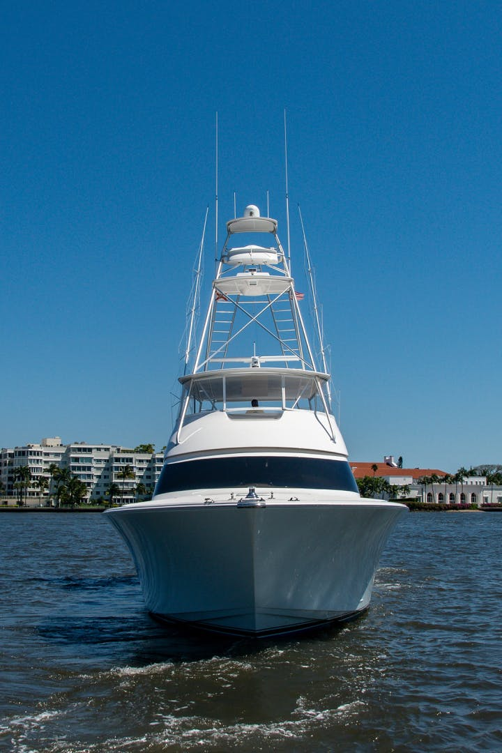 2006 Viking 68' 68 Convertible Two Week's Notice | Picture 3 of 65