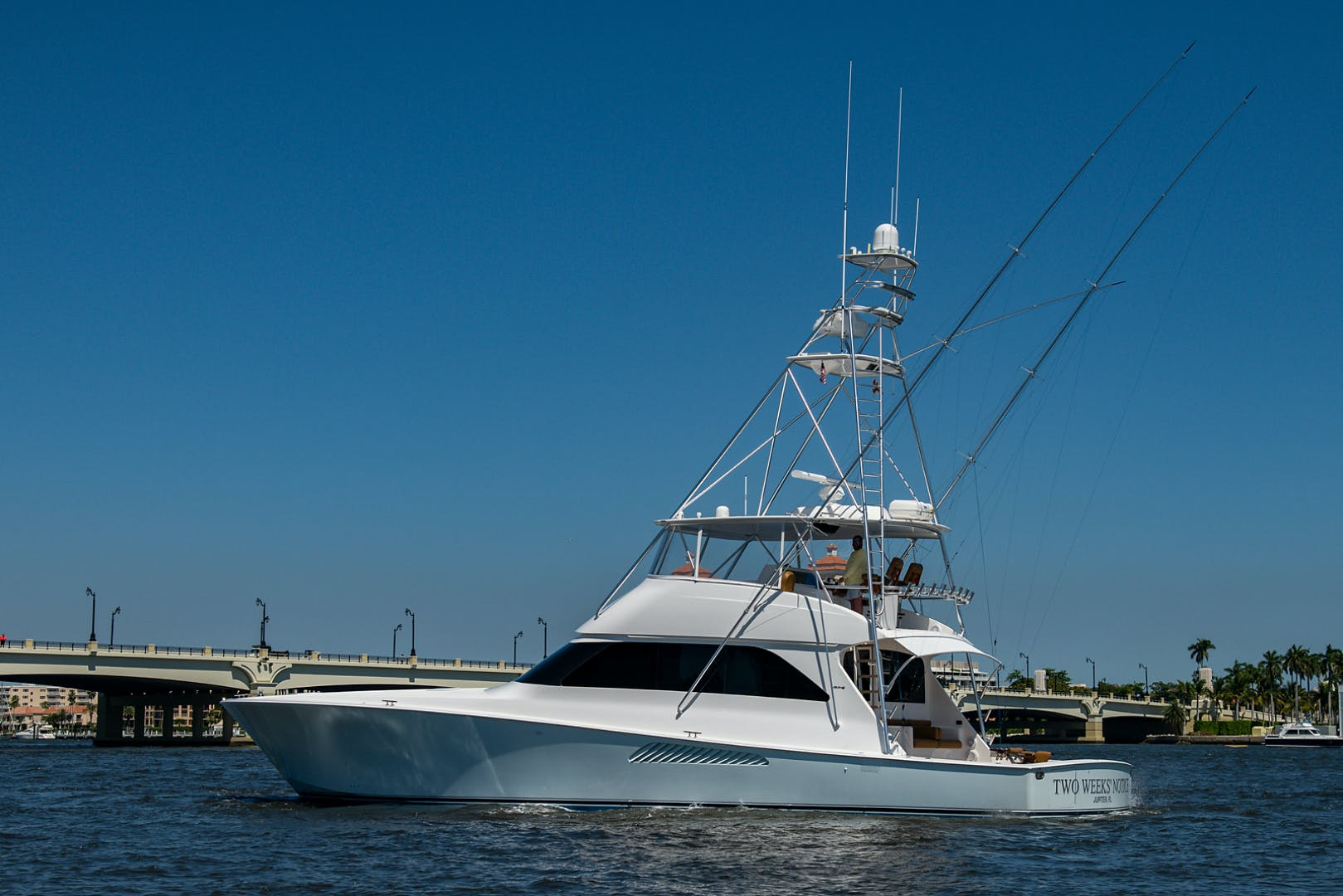 2006 Viking 68' 68 Convertible Two Week's Notice | Picture 1 of 65