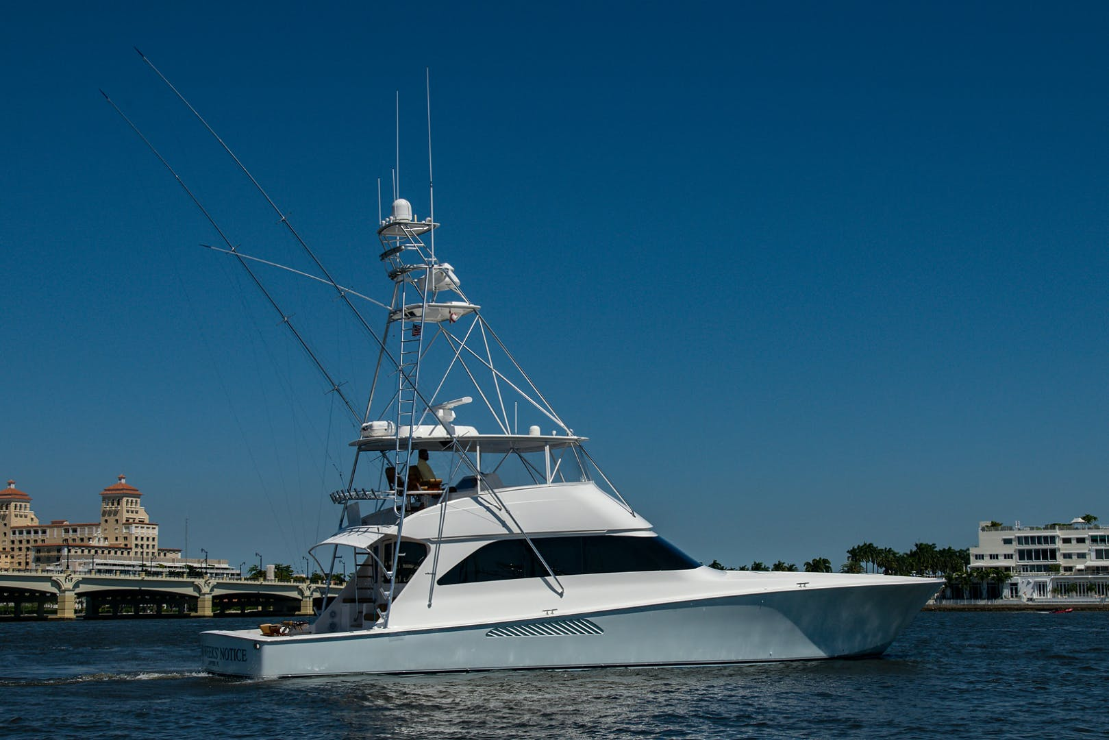 2006 Viking 68' 68 Convertible Two Week's Notice | Picture 6 of 65