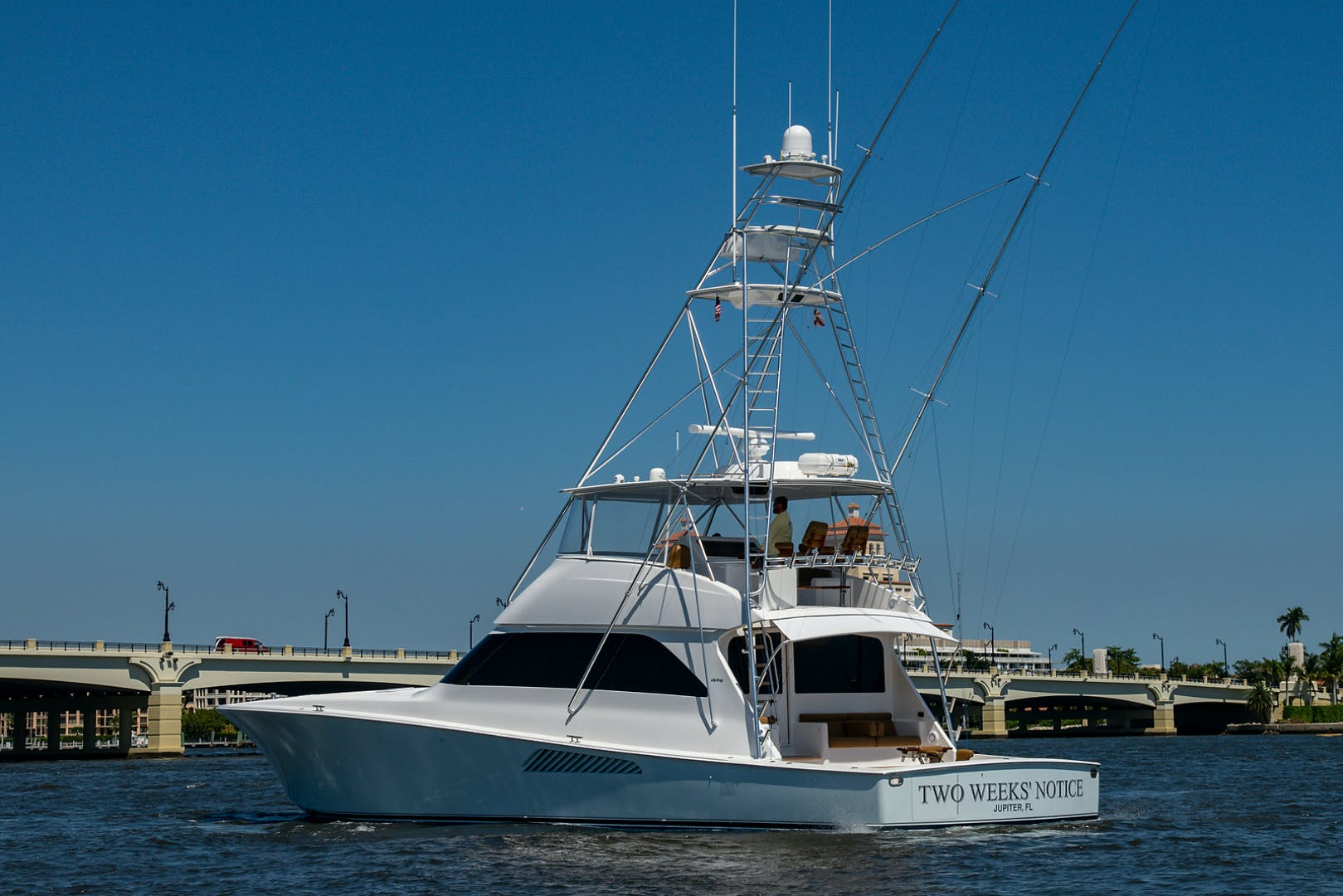 2006 Viking 68' 68 Convertible Two Week's Notice | Picture 8 of 65
