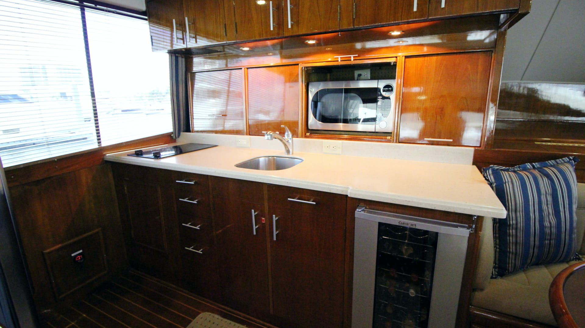 1989 Ocean 63' Convertible Coho | Picture 5 of 57