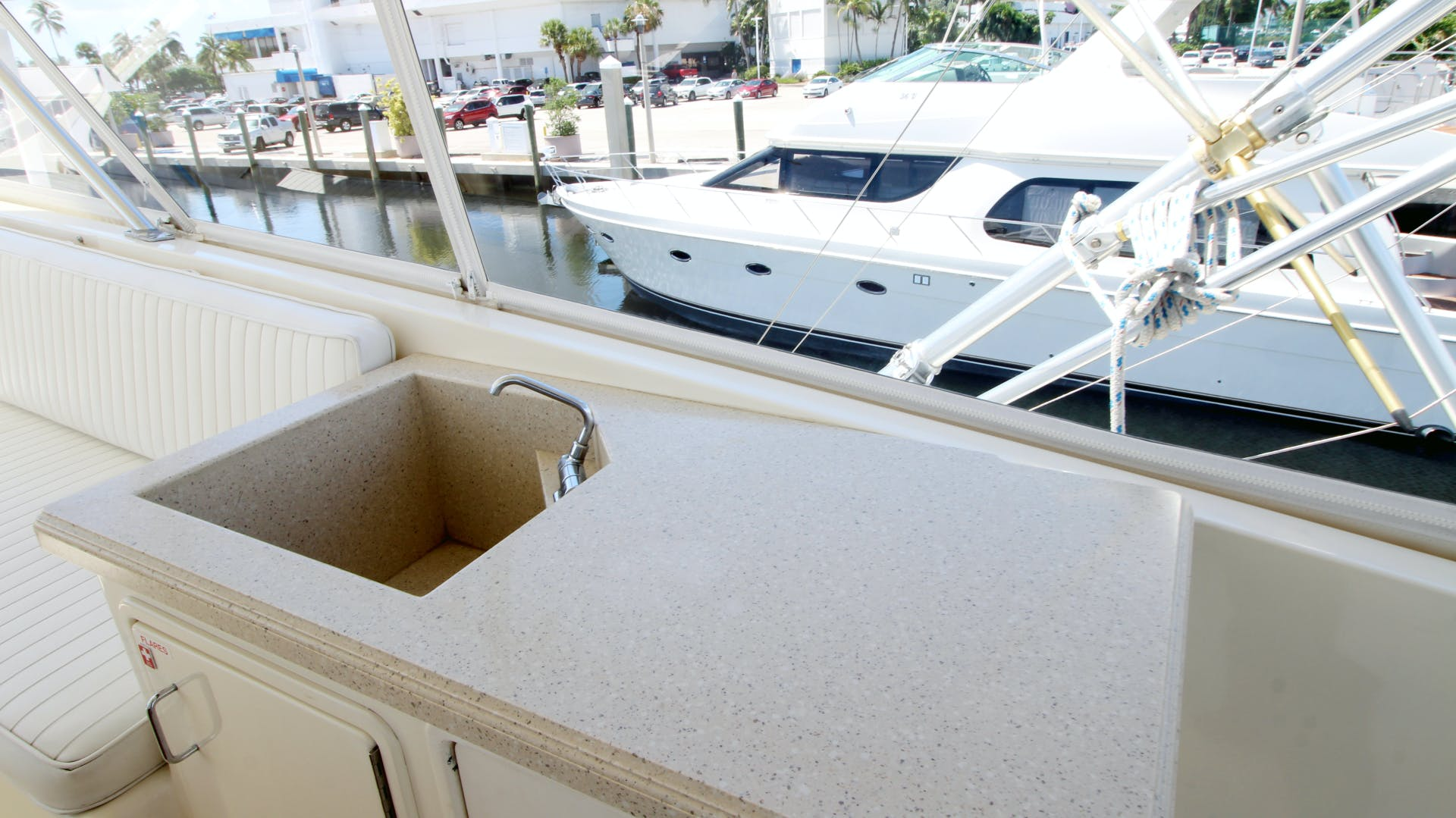 1989 Ocean 63' Convertible Coho | Picture 8 of 57