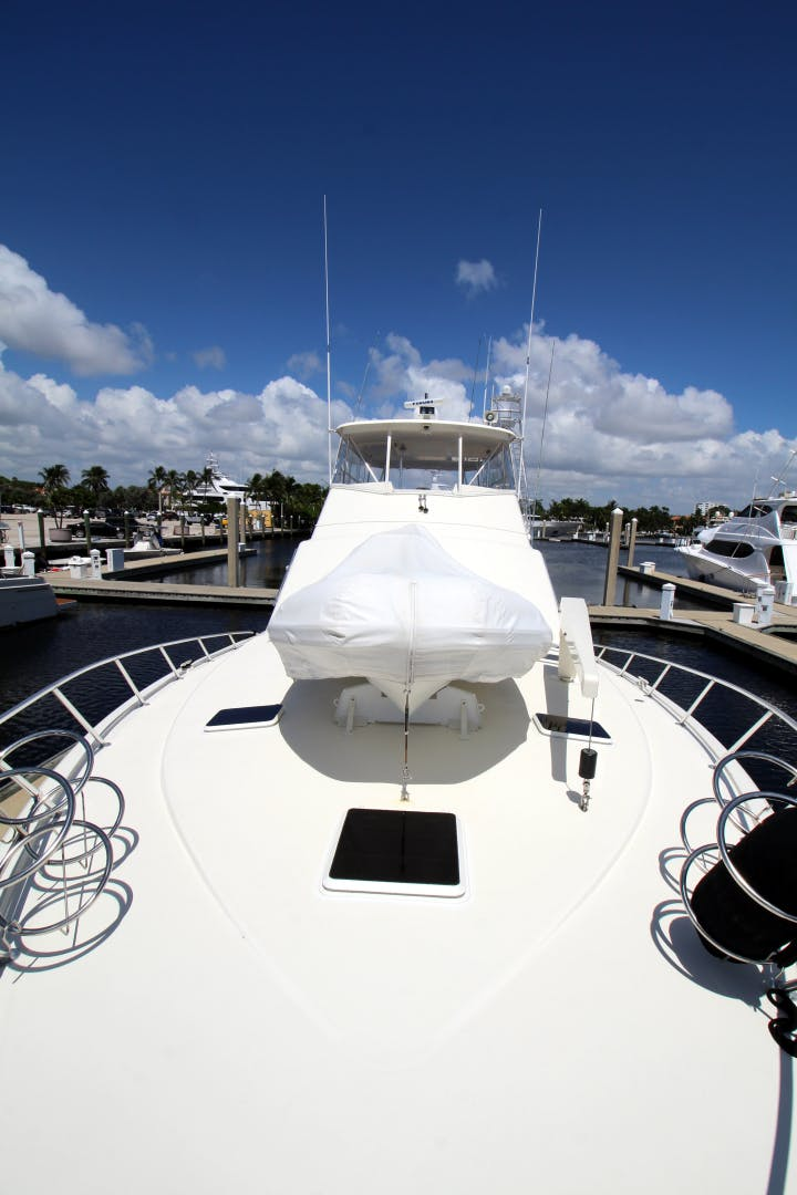 1989 Ocean 63' Convertible Coho | Picture 7 of 57