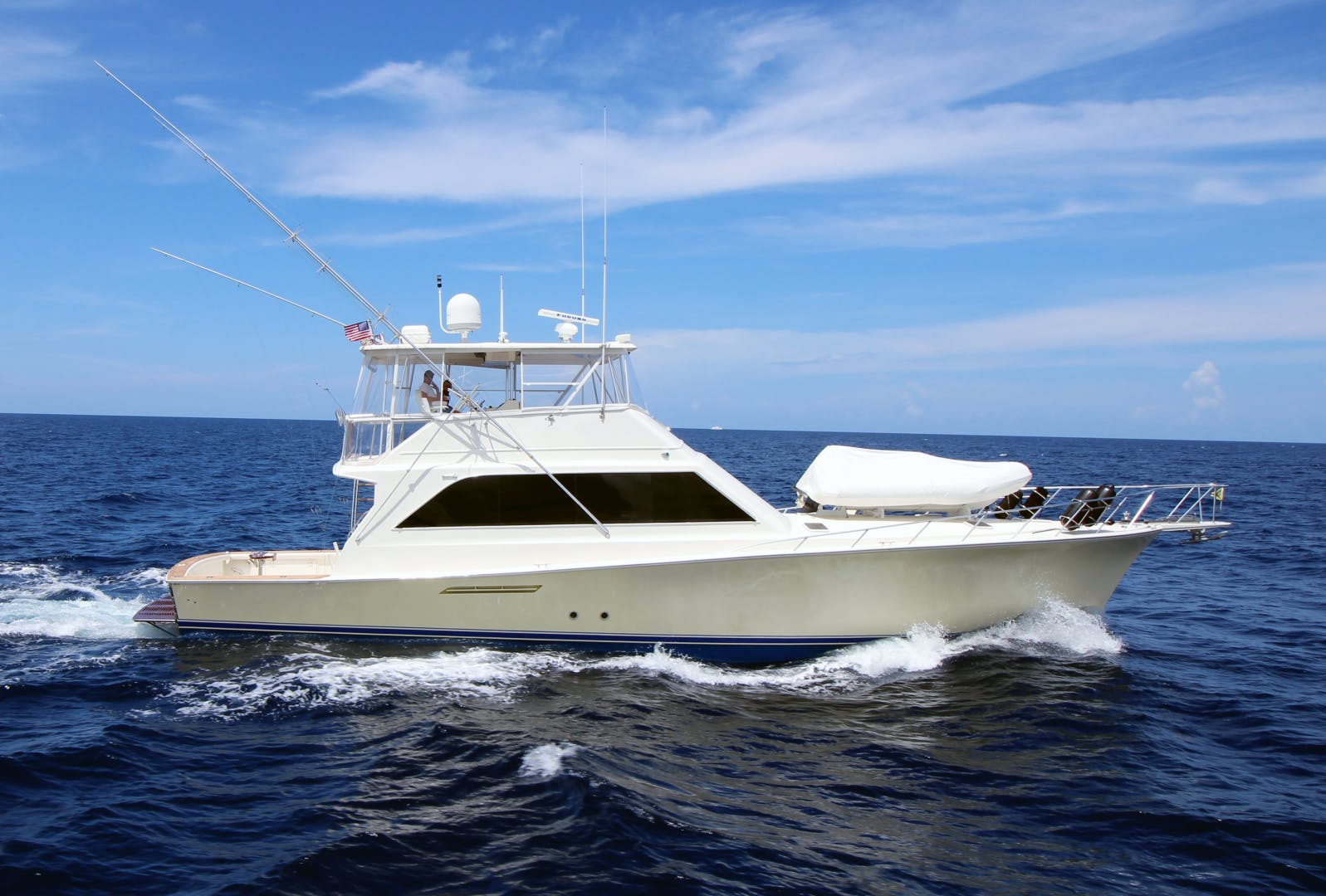 1989 Ocean 63' Convertible Coho | Picture 2 of 57