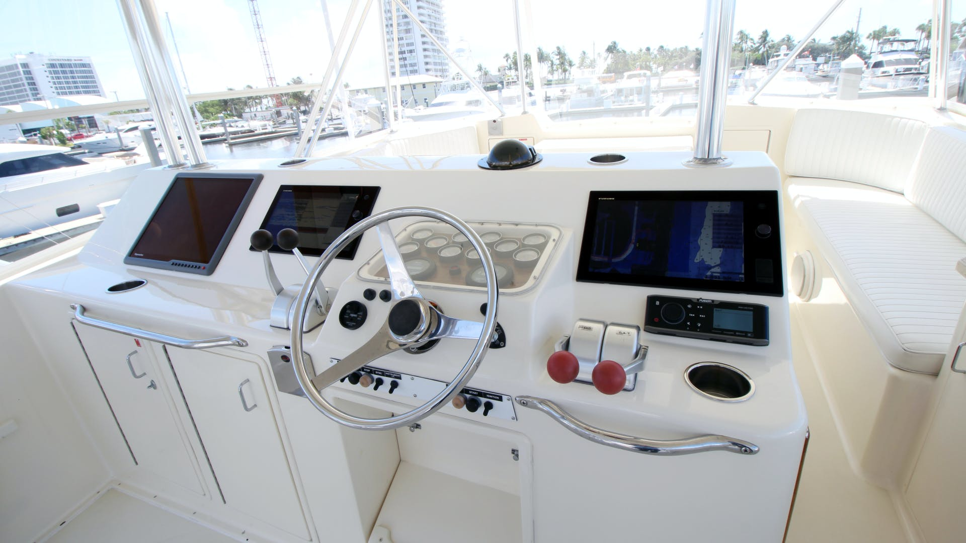 1989 Ocean 63' Convertible Coho | Picture 4 of 57