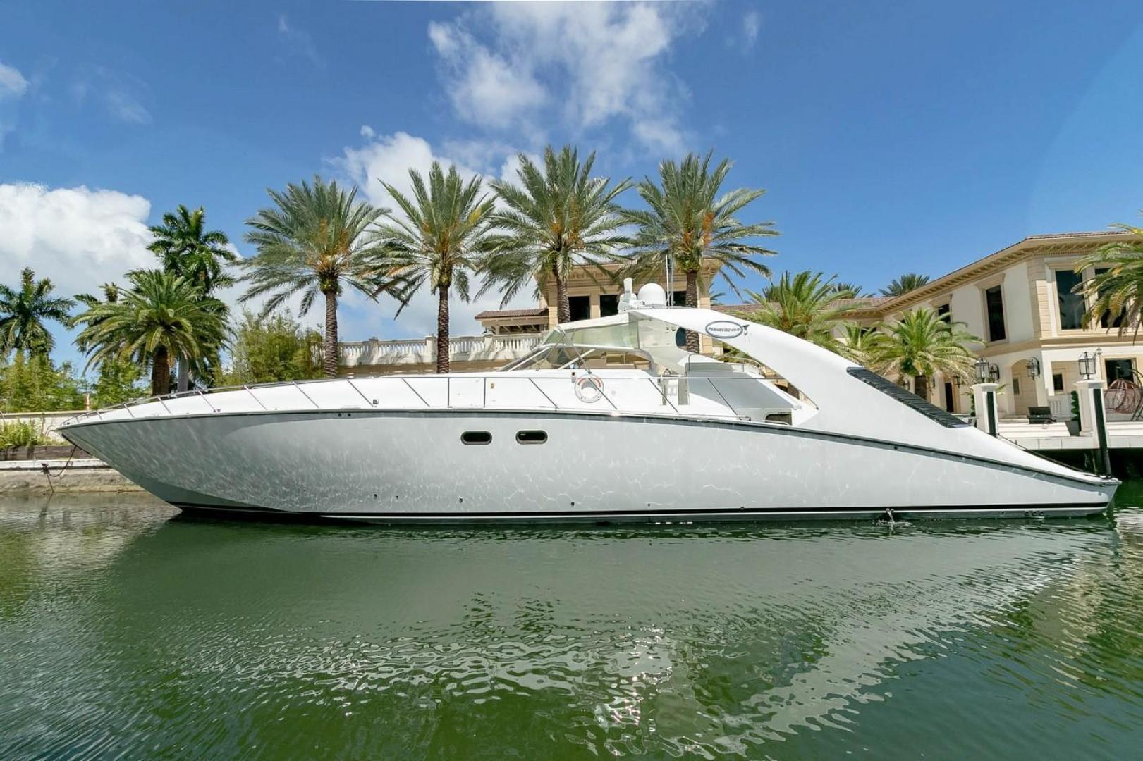 "2004 Custom 85' Shoell Express Motor Yacht ""Purely Pleasure"""
