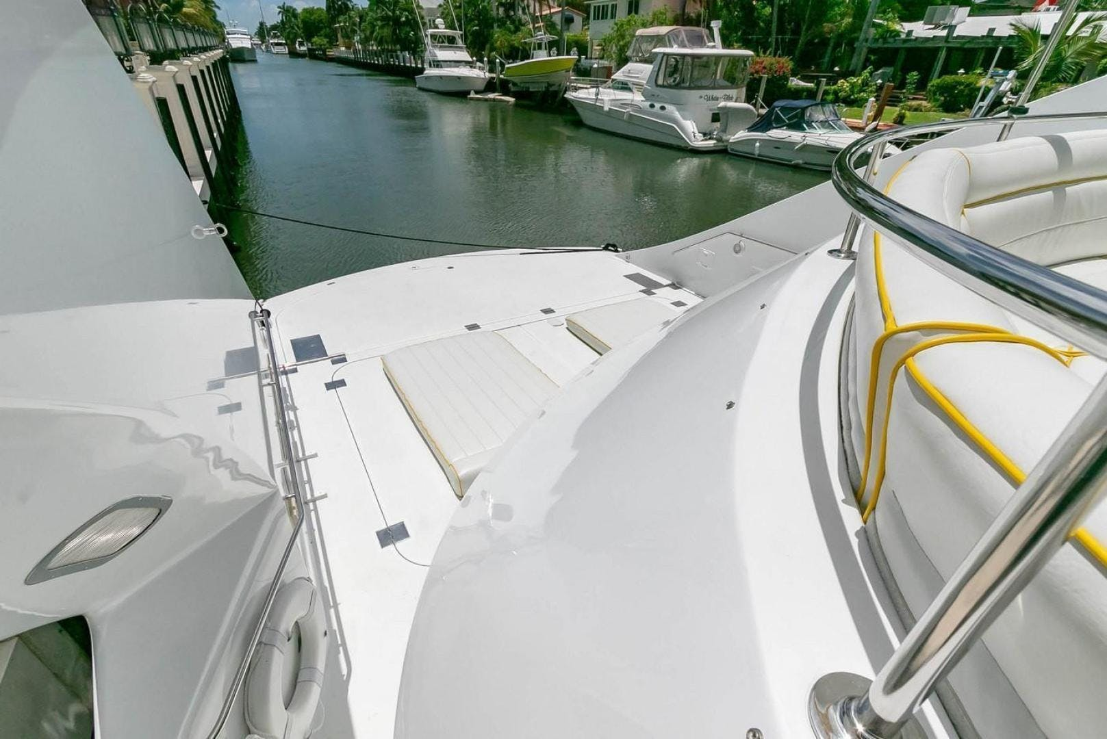 2004 Custom 85' Shoell Express Motor Yacht Purely Pleasure | Picture 7 of 110