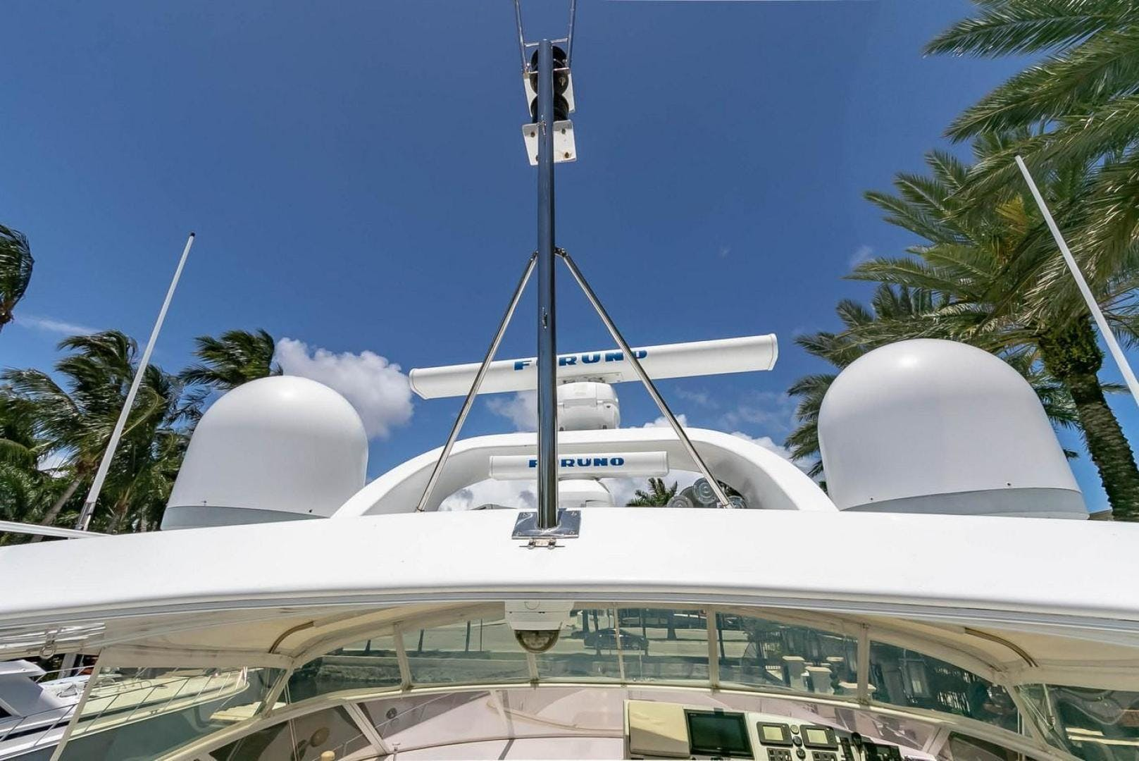 2004 Custom 85' Shoell Express Motor Yacht Purely Pleasure   Picture 5 of 110