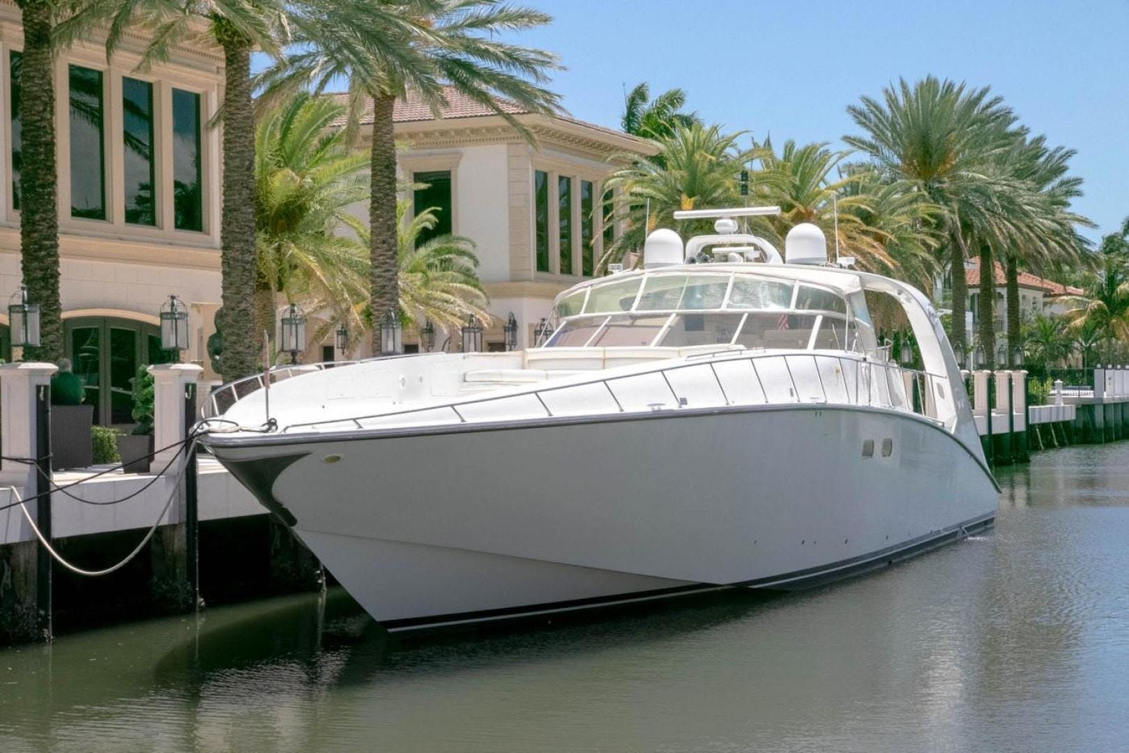2004 Custom 85' Shoell Express Motor Yacht Purely Pleasure | Picture 5 of 110