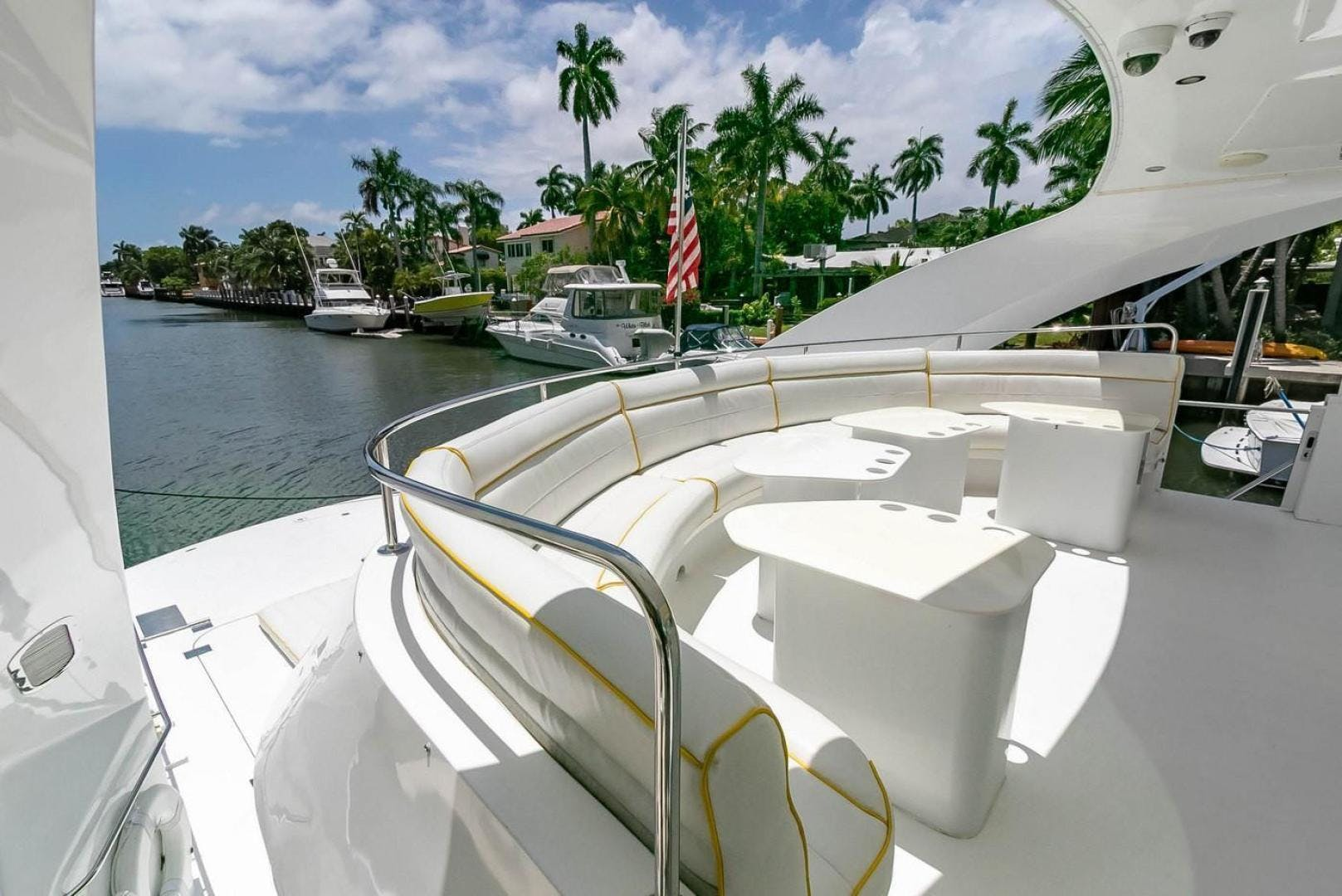 2004 Custom 85' Shoell Express Motor Yacht Purely Pleasure | Picture 6 of 110