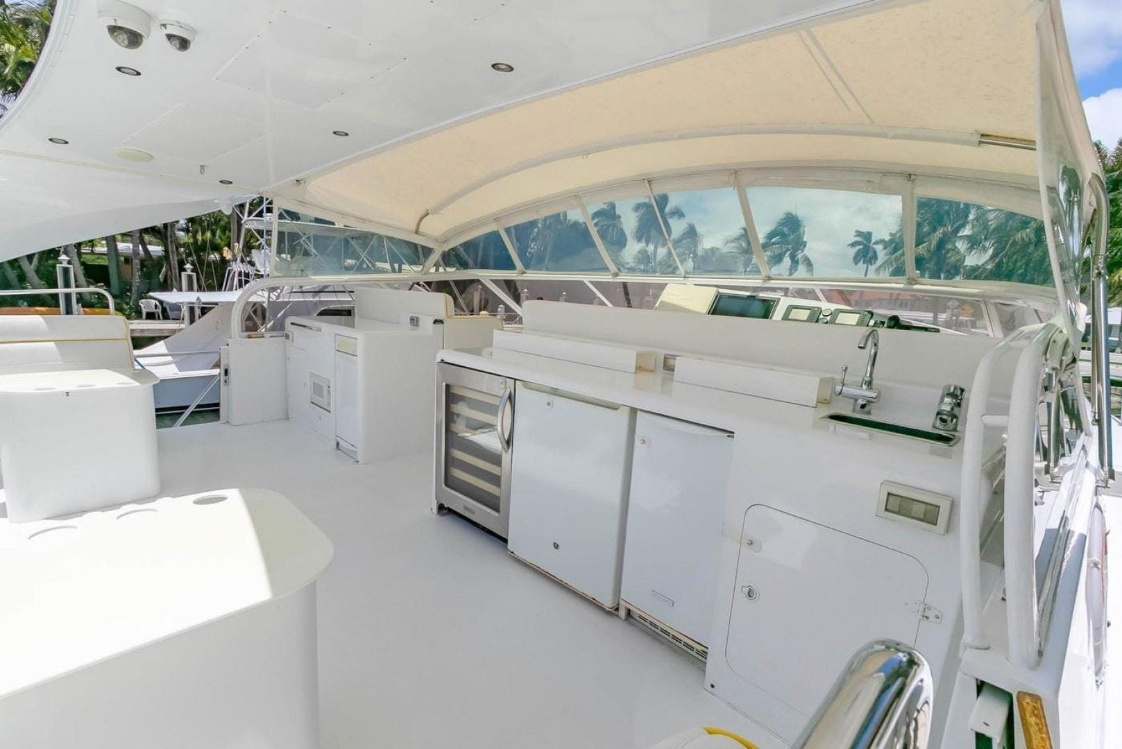 2004 Custom 85' Shoell Express Motor Yacht Purely Pleasure   Picture 8 of 110