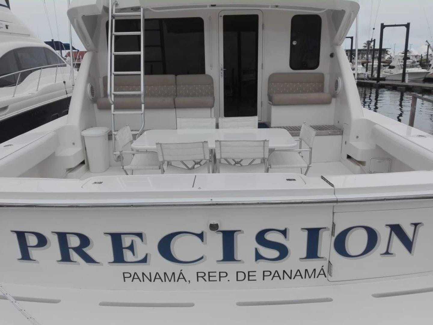 2008 Bertram 63' 630E PRECISION | Picture 6 of 25