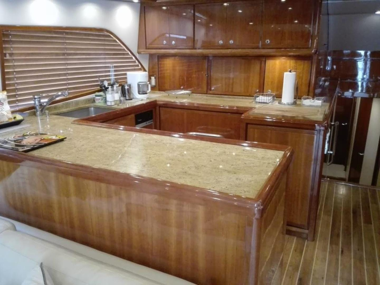 2008 Bertram 63' 630E PRECISION | Picture 7 of 25