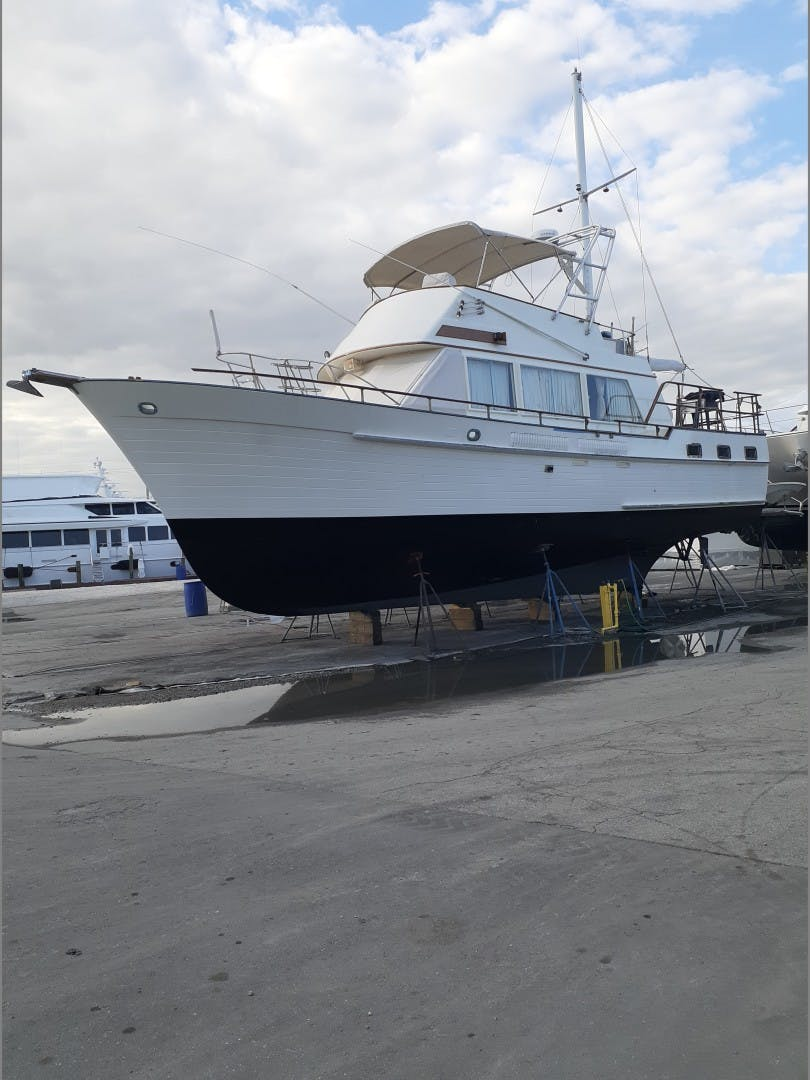 1980 Kong & Halvorsen 44' Island Gypsy Another Chance   Picture 2 of 12
